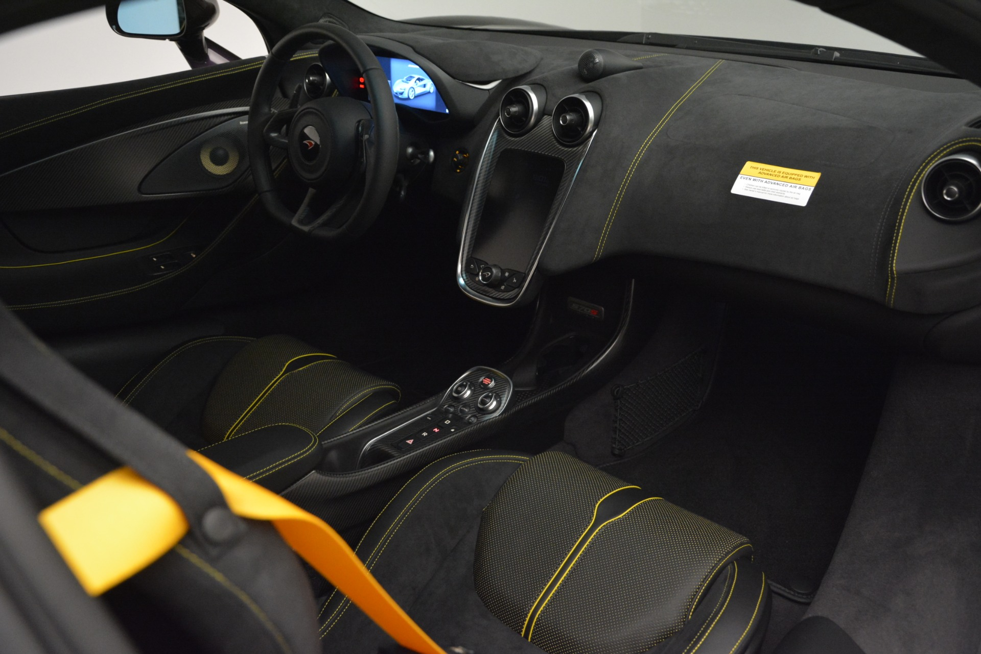 Used 2018 McLaren 570S  For Sale In Greenwich, CT 2204_p18