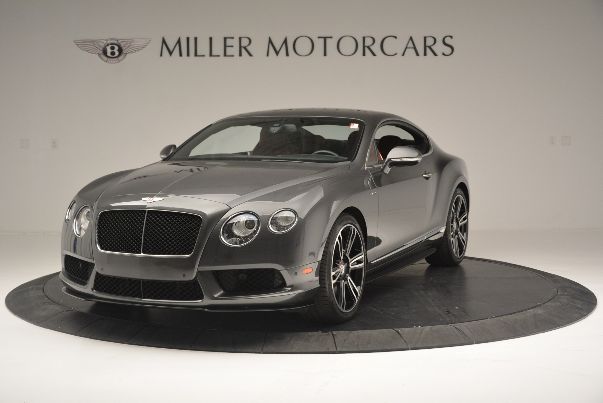 Used 2015 Bentley Continental GT V8 S For Sale In Greenwich, CT 2207_main