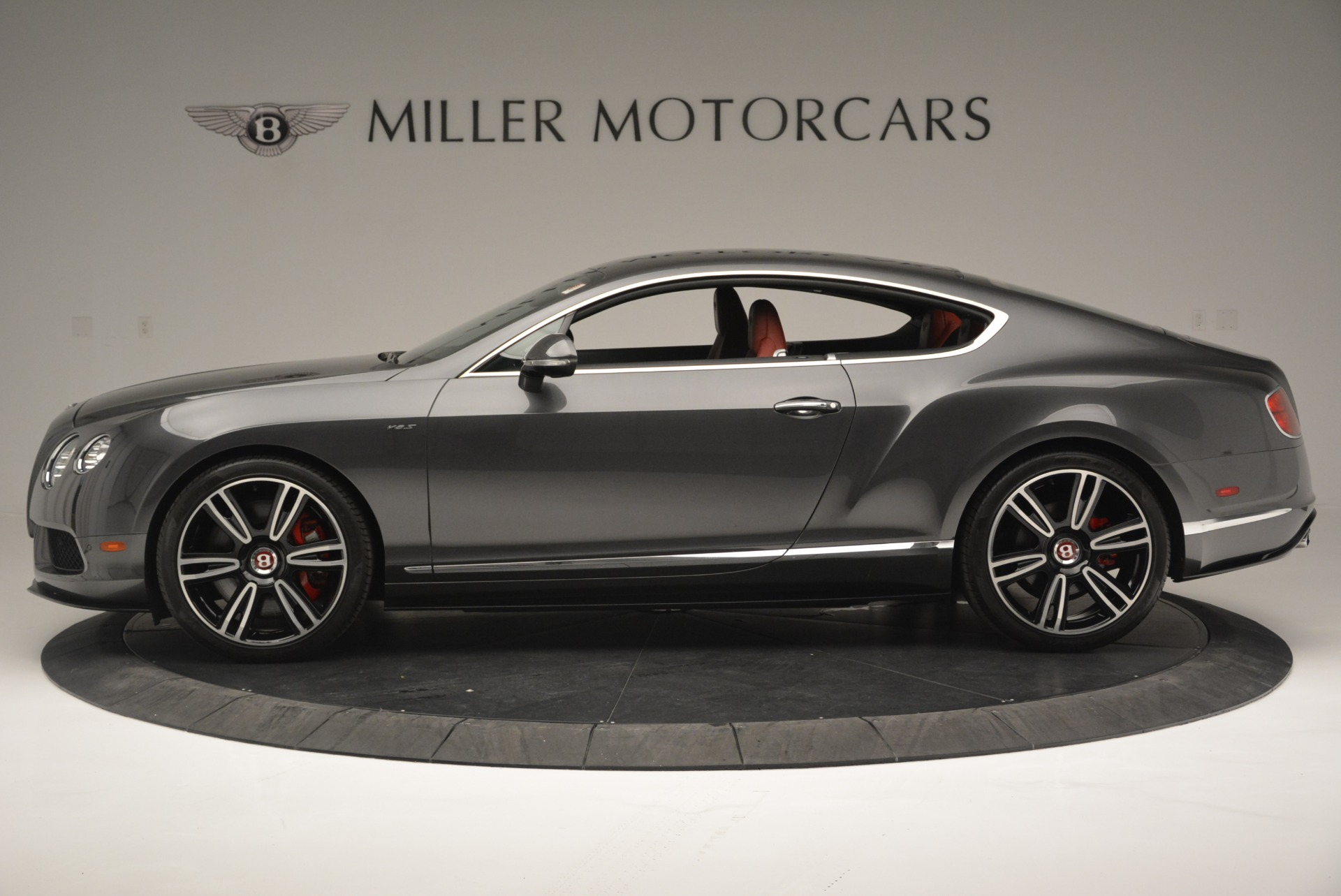 Used 2015 Bentley Continental GT V8 S For Sale In Greenwich, CT 2207_p3