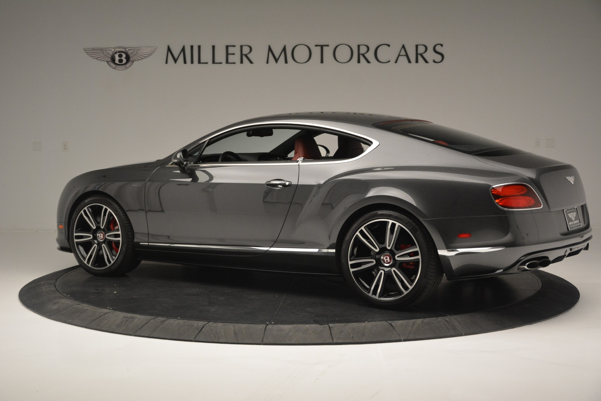 Used 2015 Bentley Continental GT V8 S For Sale In Greenwich, CT 2207_p4