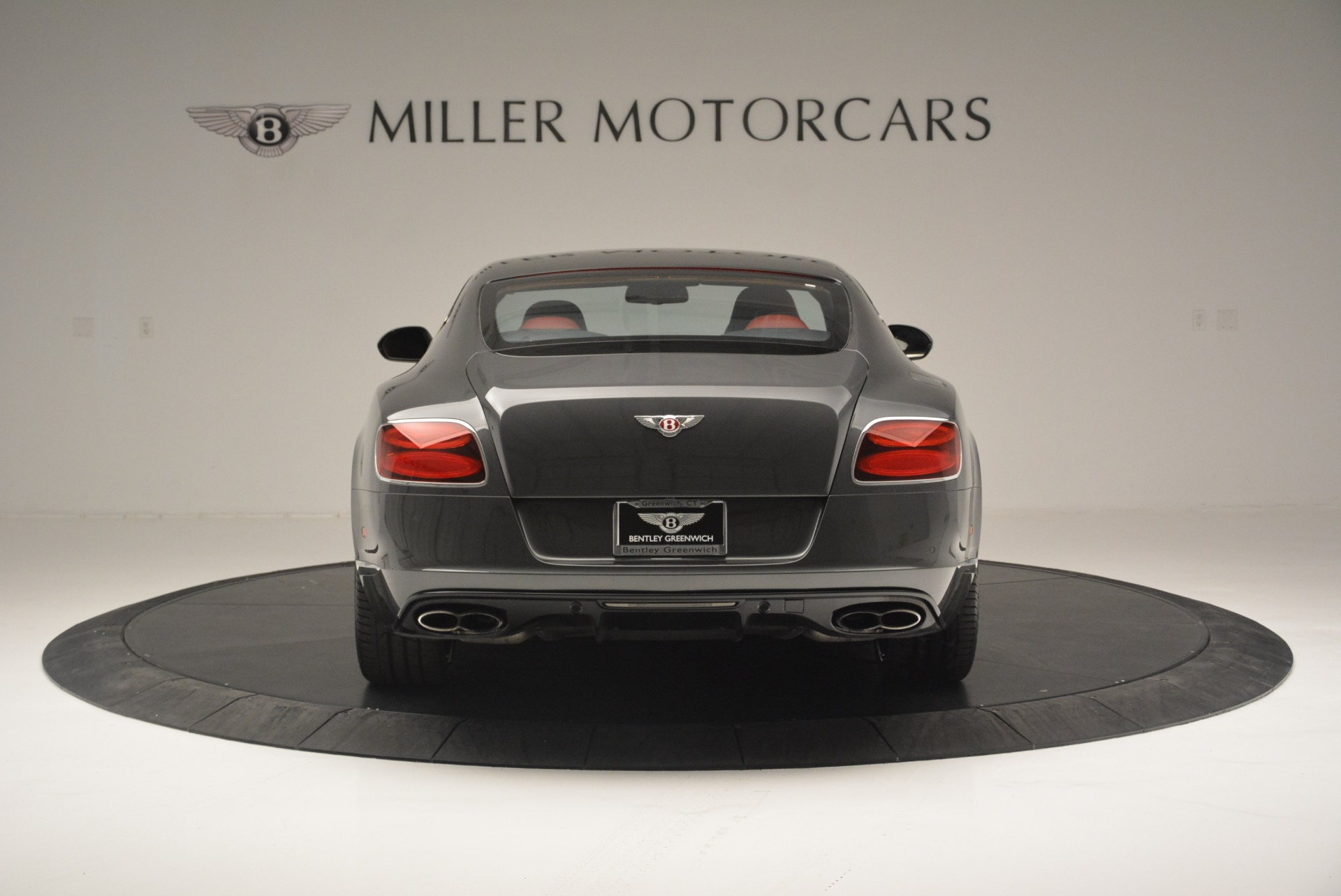 Used 2015 Bentley Continental GT V8 S For Sale In Greenwich, CT 2207_p6