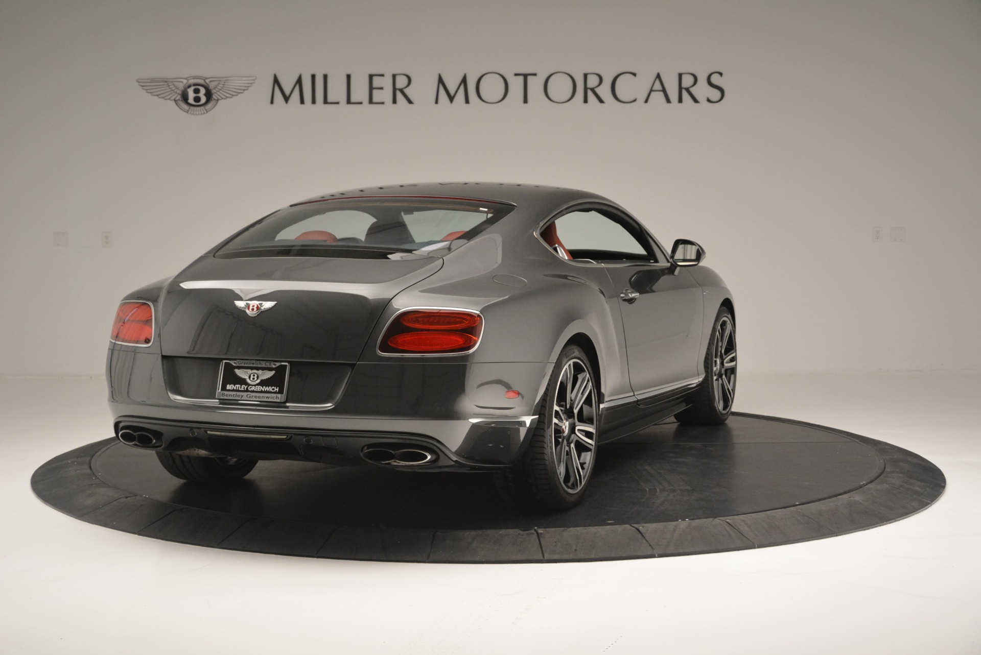Used 2015 Bentley Continental GT V8 S For Sale In Greenwich, CT 2207_p7