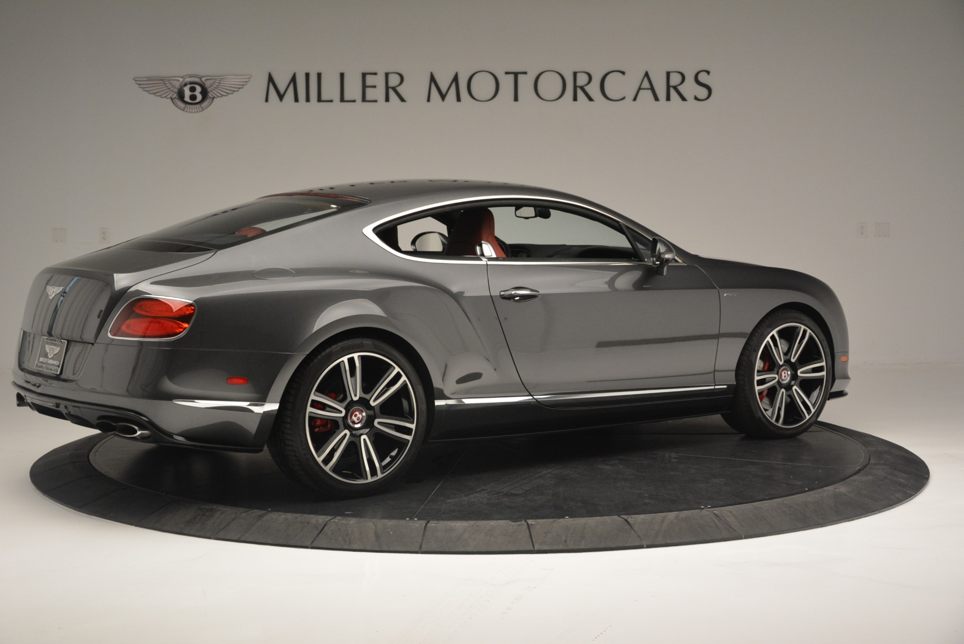 Used 2015 Bentley Continental GT V8 S For Sale In Greenwich, CT 2207_p8
