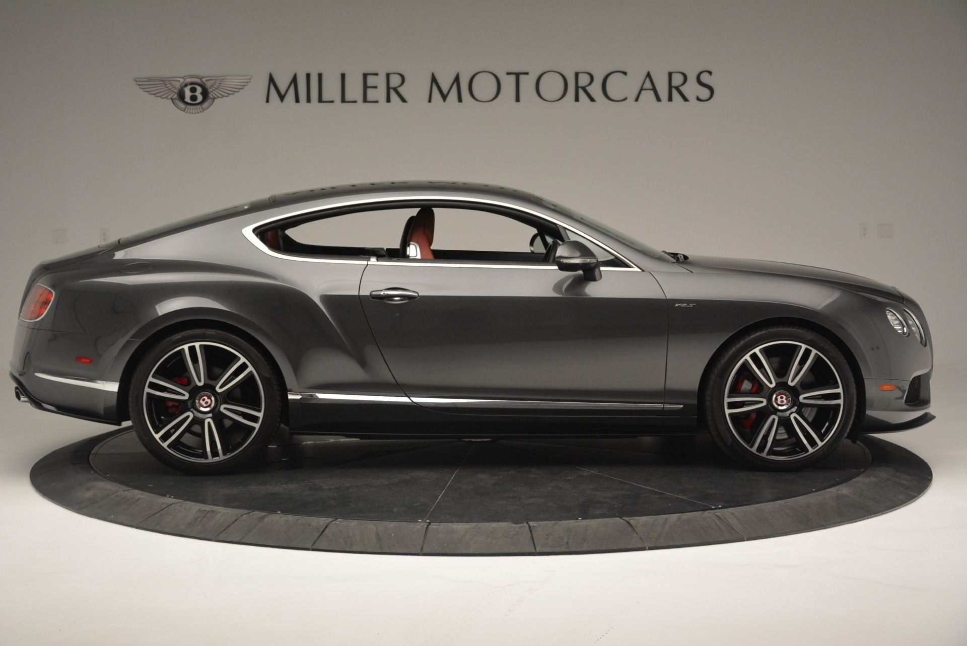 Used 2015 Bentley Continental GT V8 S For Sale In Greenwich, CT 2207_p9