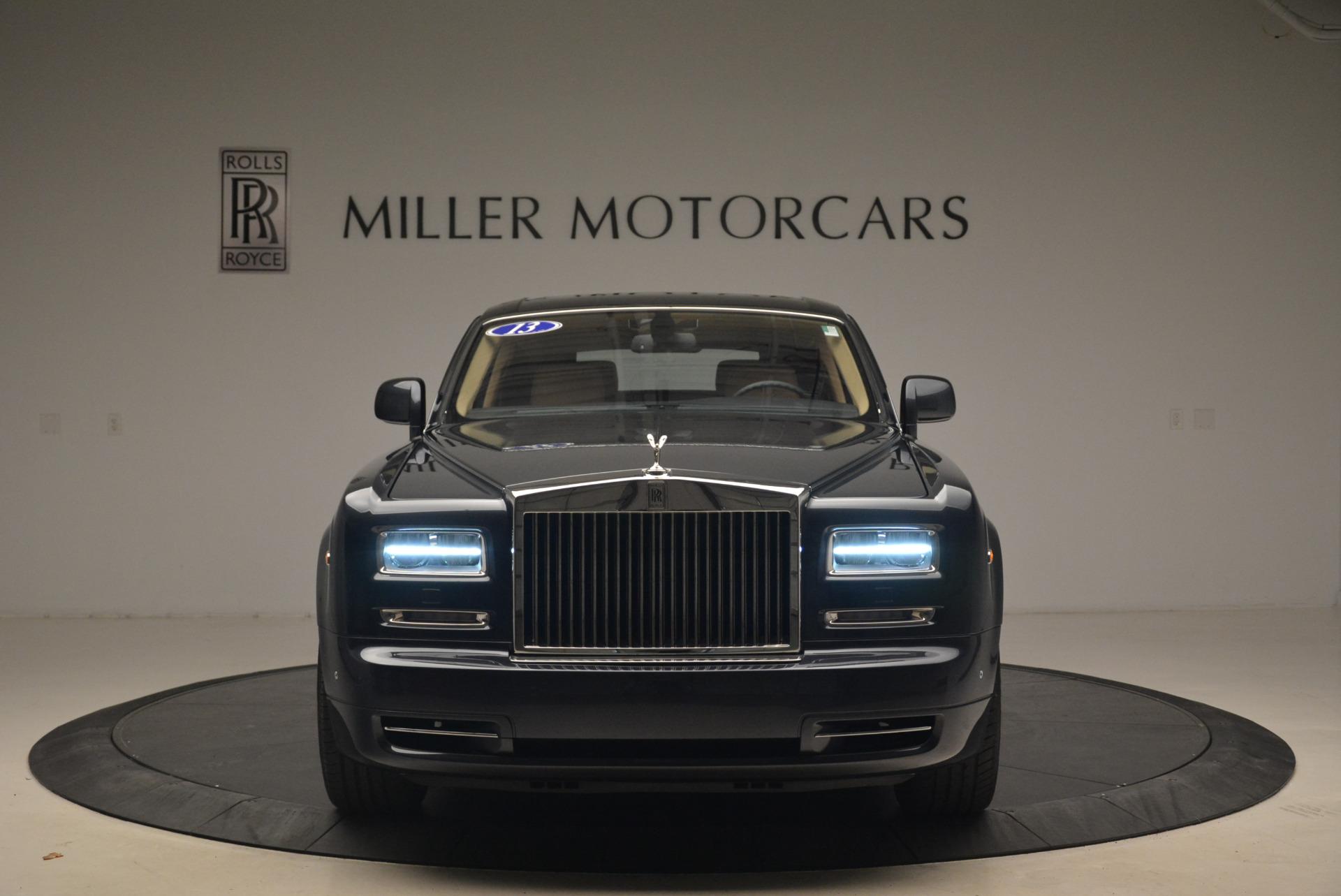 Used 2013 Rolls-Royce Phantom  For Sale In Greenwich, CT 2208_p3