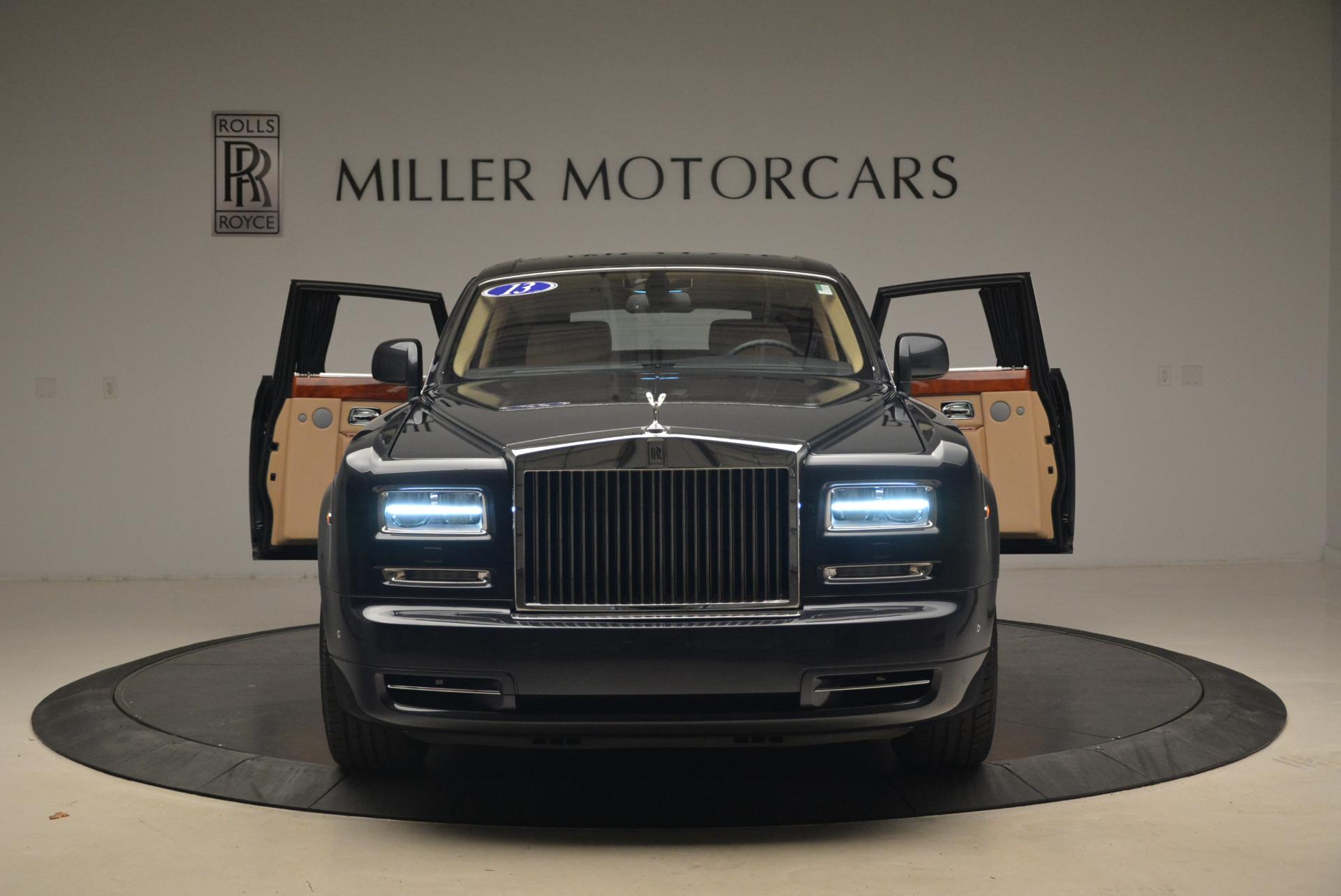Used 2013 Rolls-Royce Phantom  For Sale In Greenwich, CT 2208_p4