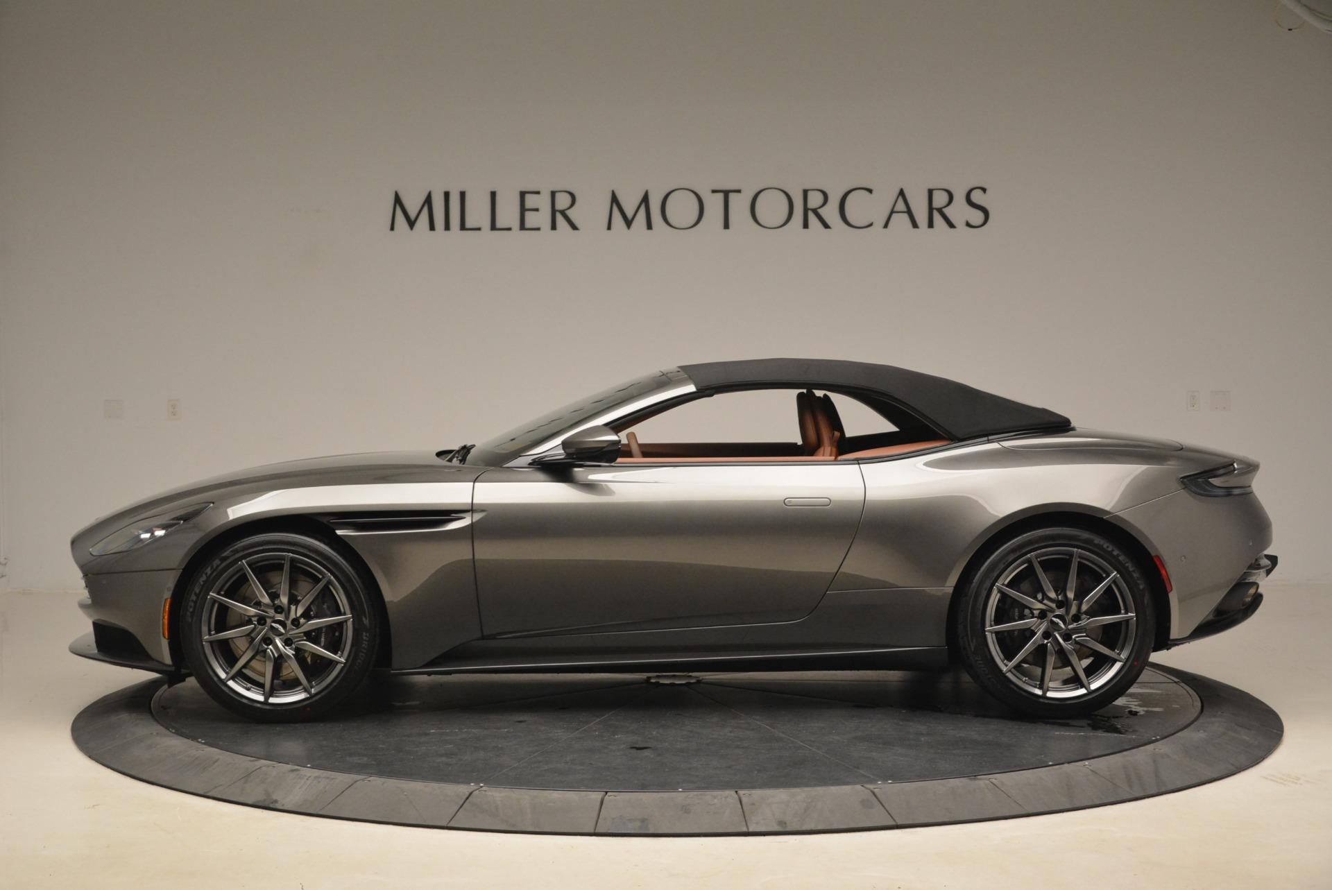 New 2019 Aston Martin DB11 Volante  For Sale In Greenwich, CT 2209_p15