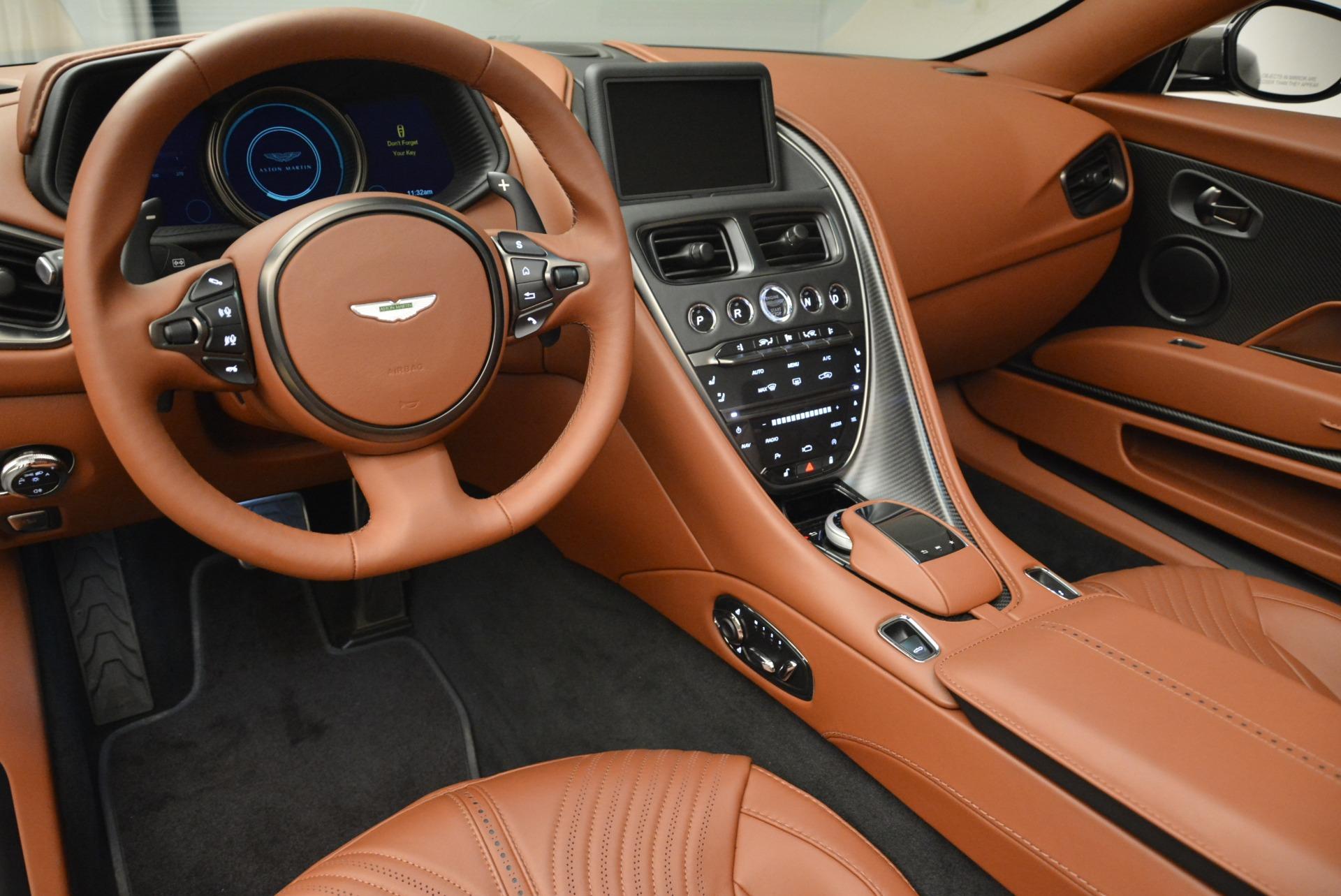 New 2019 Aston Martin DB11 Volante  For Sale In Greenwich, CT 2209_p26