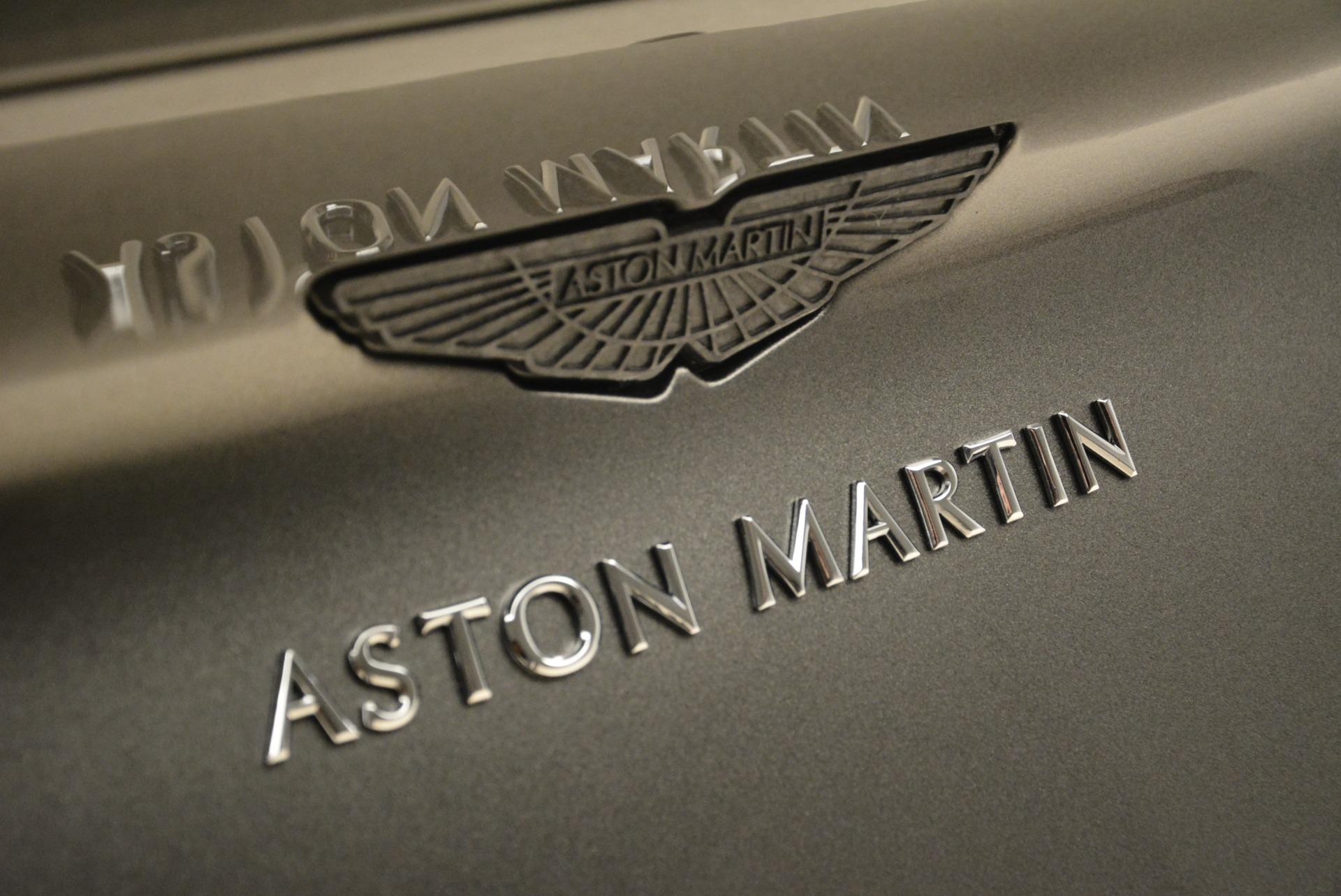 New 2019 Aston Martin DB11 Volante  For Sale In Greenwich, CT 2209_p32