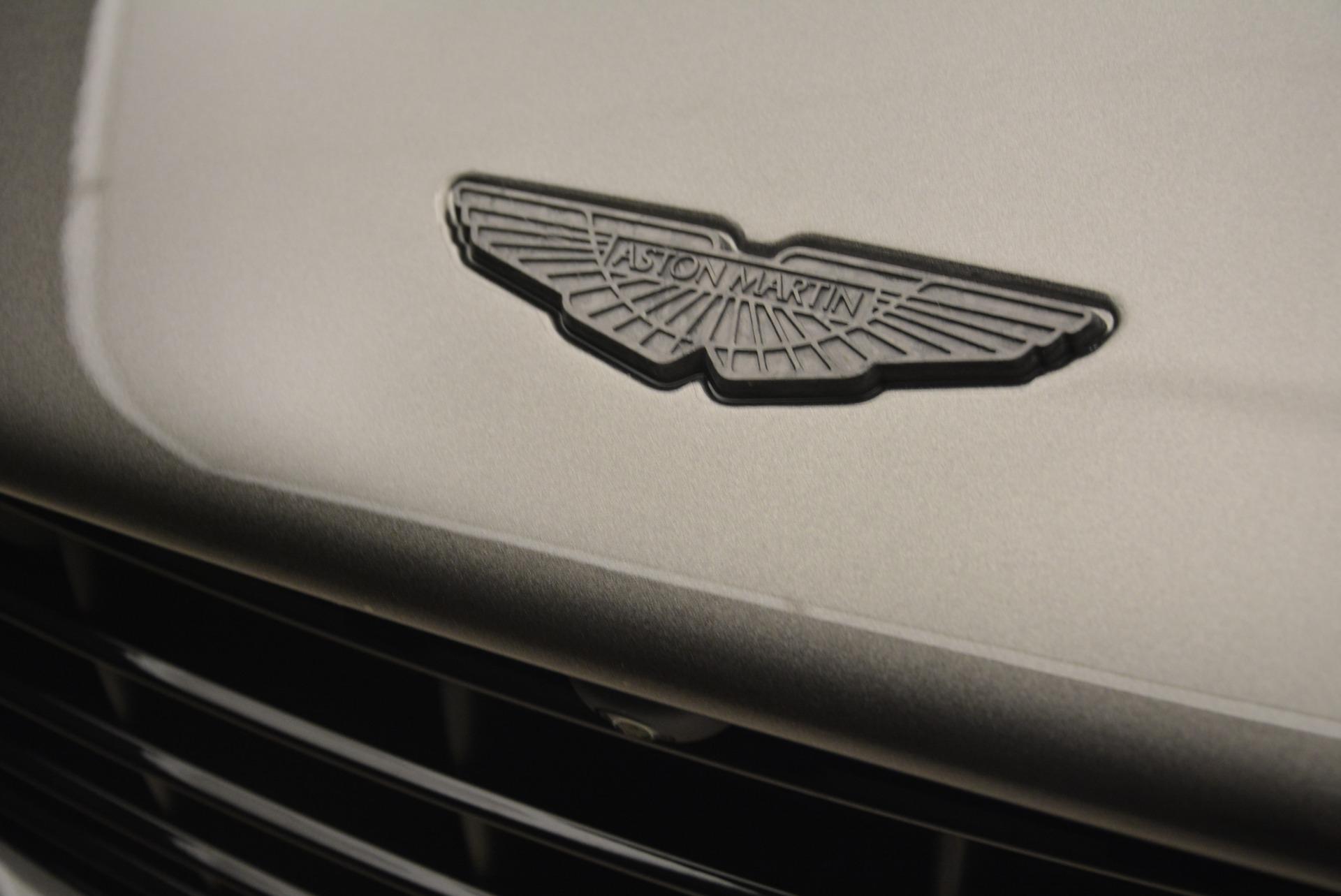 New 2019 Aston Martin DB11 Volante  For Sale In Greenwich, CT 2209_p33