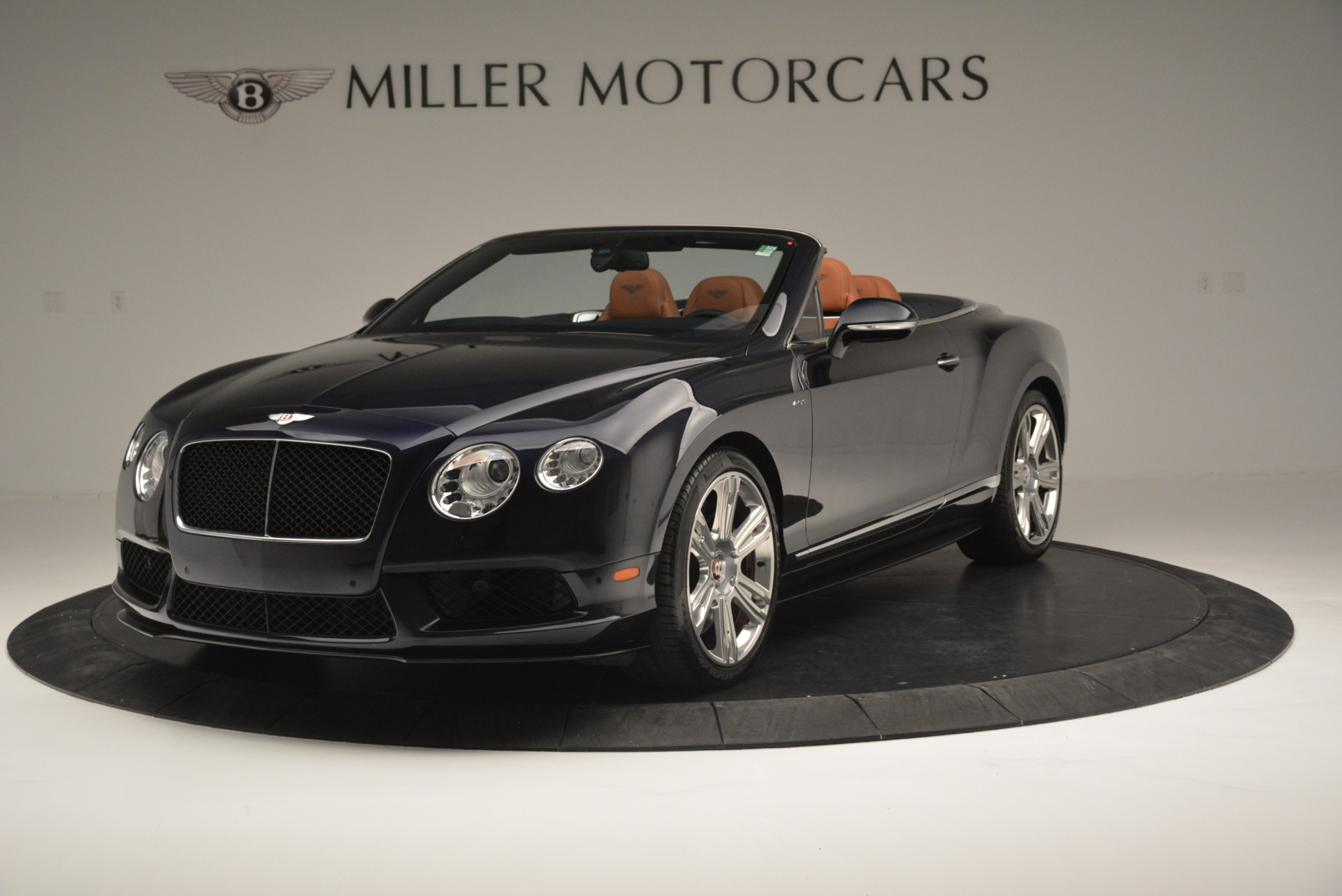 Used 2015 Bentley Continental GT V8 S For Sale In Greenwich, CT 2210_main