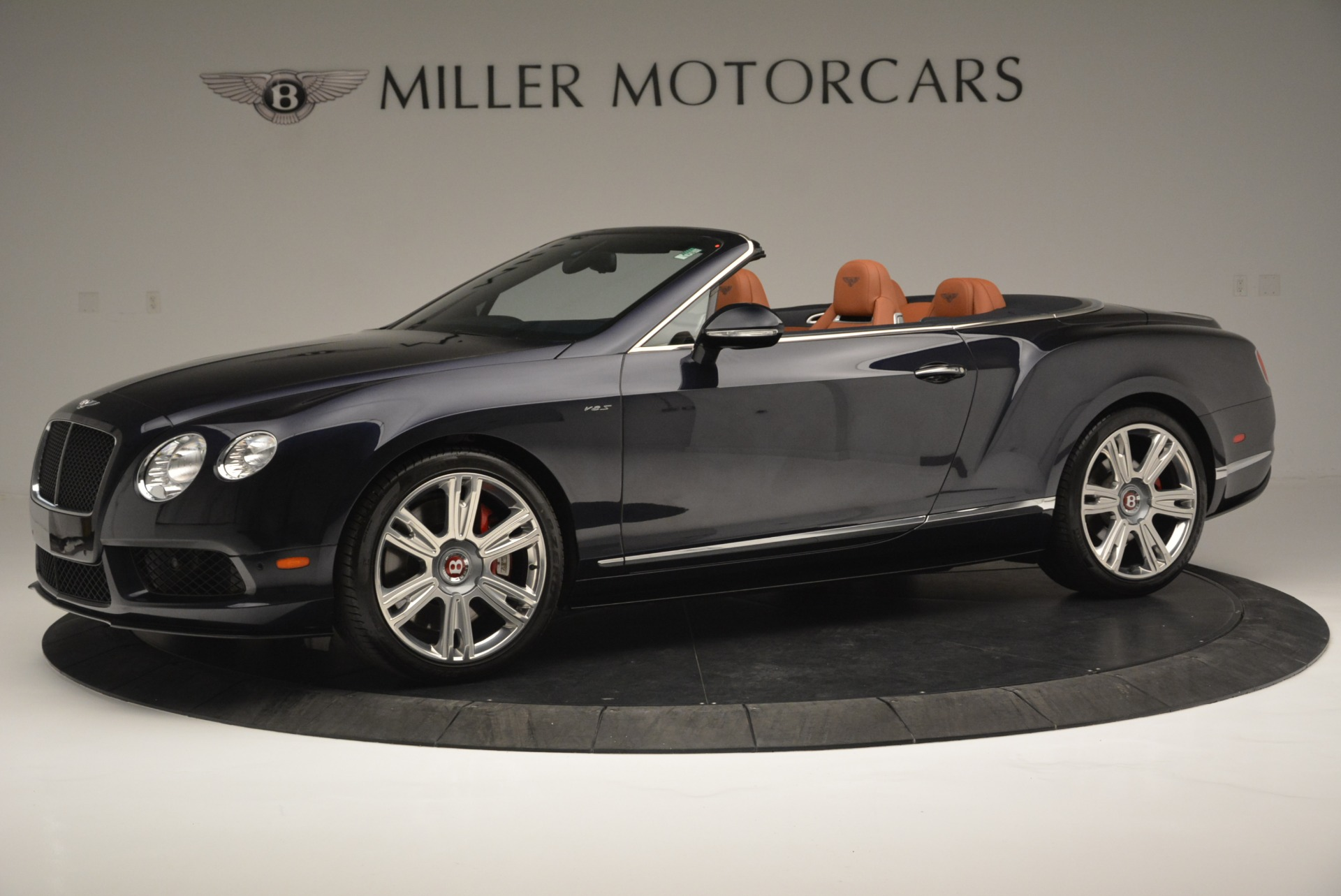 Used 2015 Bentley Continental GT V8 S For Sale In Greenwich, CT 2210_p2