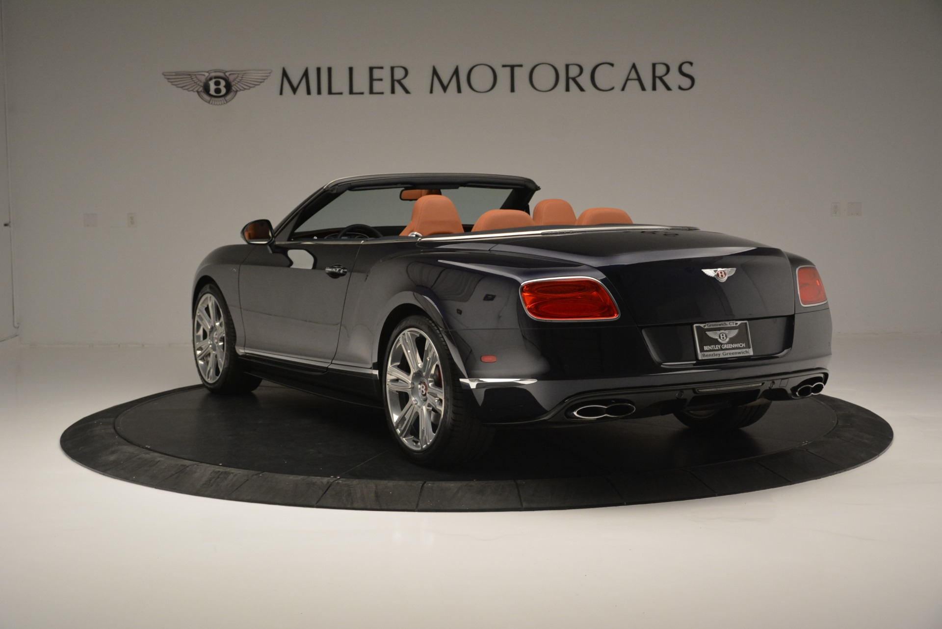 Used 2015 Bentley Continental GT V8 S For Sale In Greenwich, CT 2210_p5
