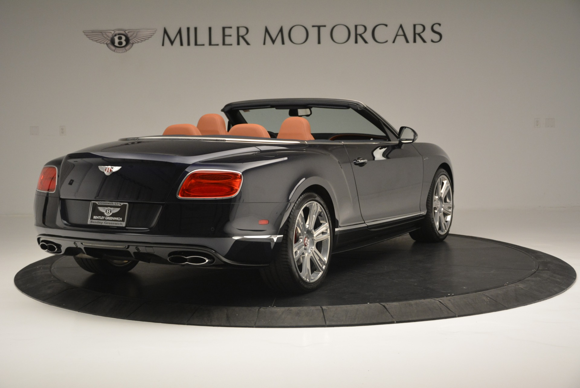 Used 2015 Bentley Continental GT V8 S For Sale In Greenwich, CT 2210_p7