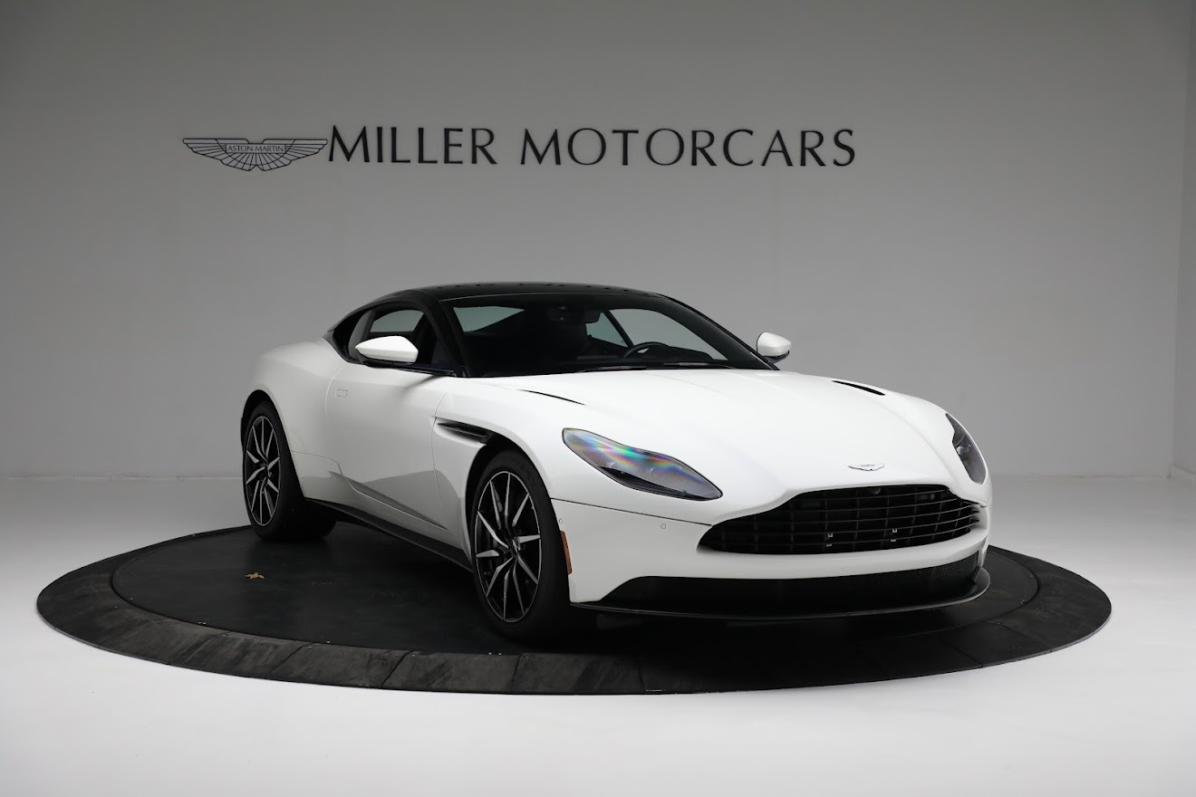 New 2018 Aston Martin DB11 V8 Coupe For Sale In Greenwich, CT 2211_p10