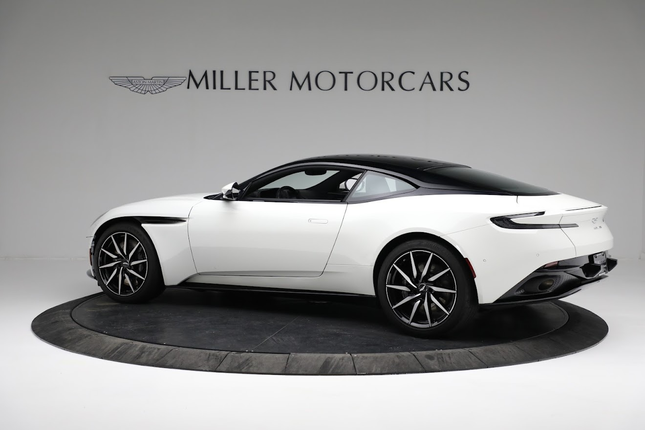 New 2018 Aston Martin DB11 V8 Coupe For Sale In Greenwich, CT 2211_p3