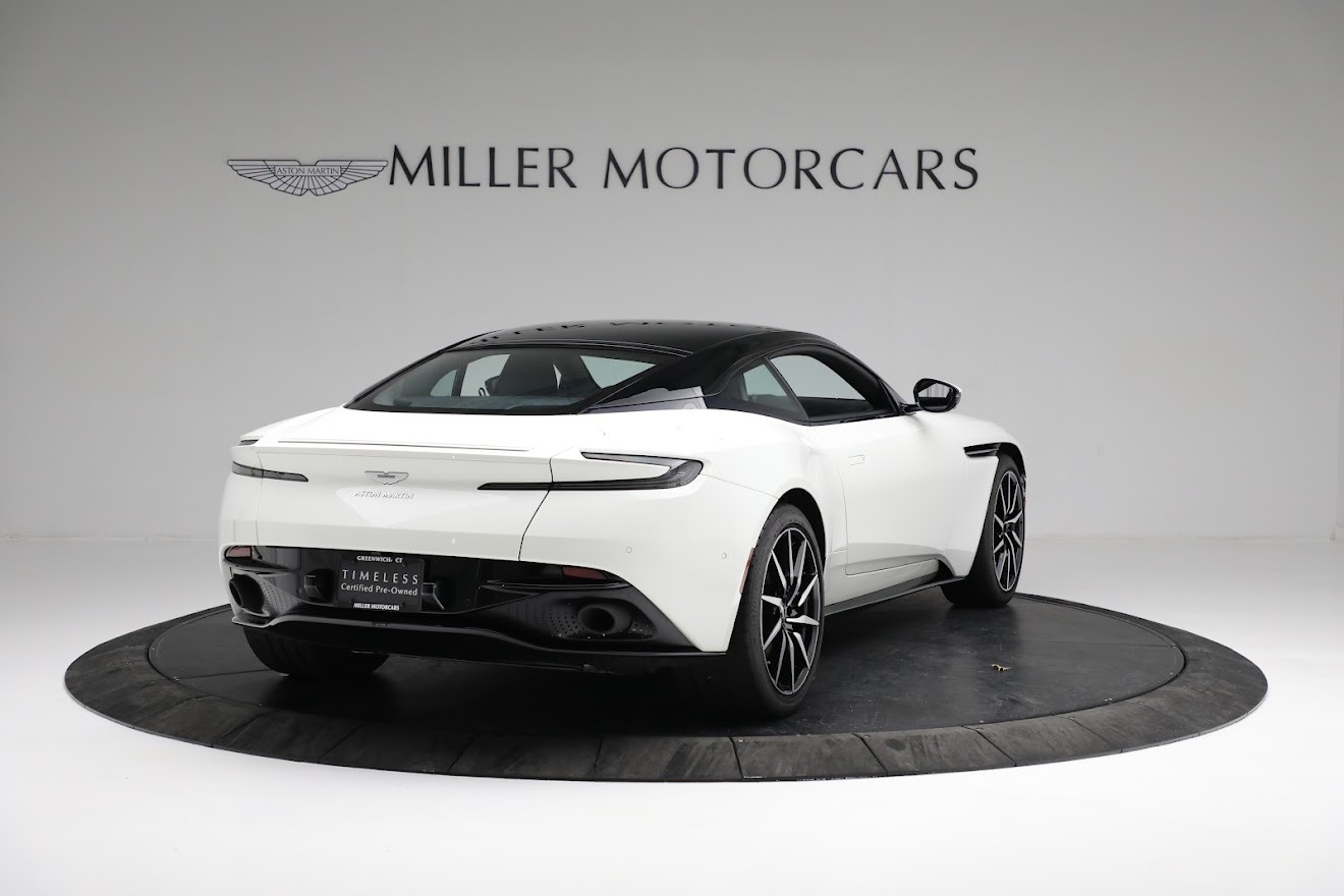 New 2018 Aston Martin DB11 V8 Coupe For Sale In Greenwich, CT 2211_p6