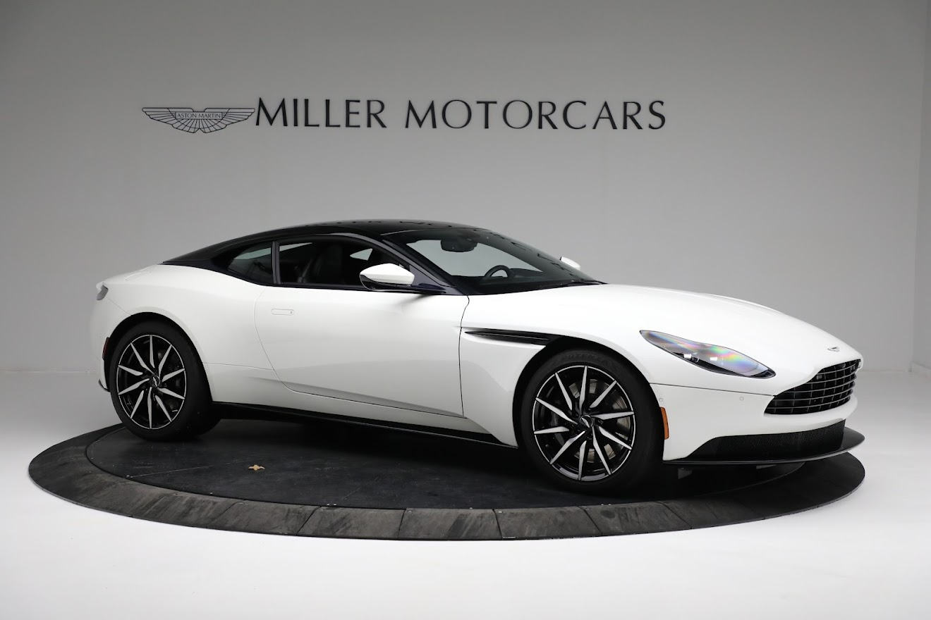 New 2018 Aston Martin DB11 V8 Coupe For Sale In Greenwich, CT 2211_p9