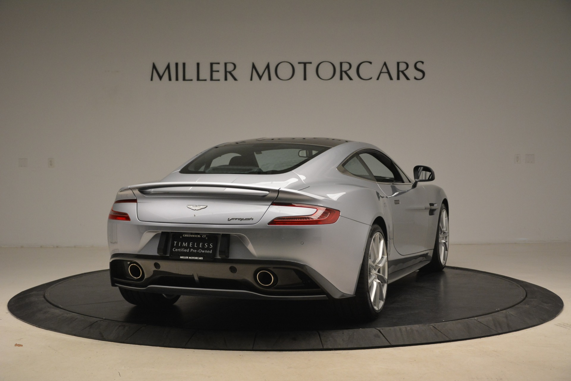 Used 2014 Aston Martin Vanquish  For Sale In Greenwich, CT 2212_p7