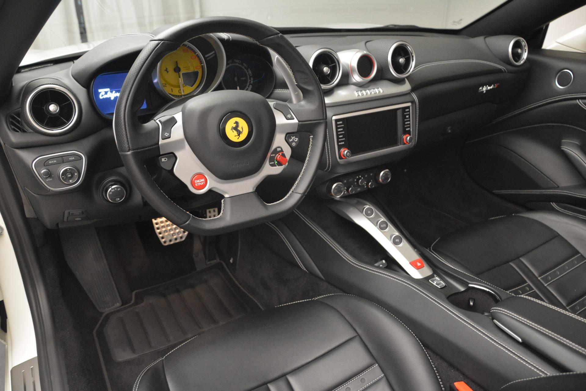 Used 2016 Ferrari California T  For Sale In Greenwich, CT 2213_p25