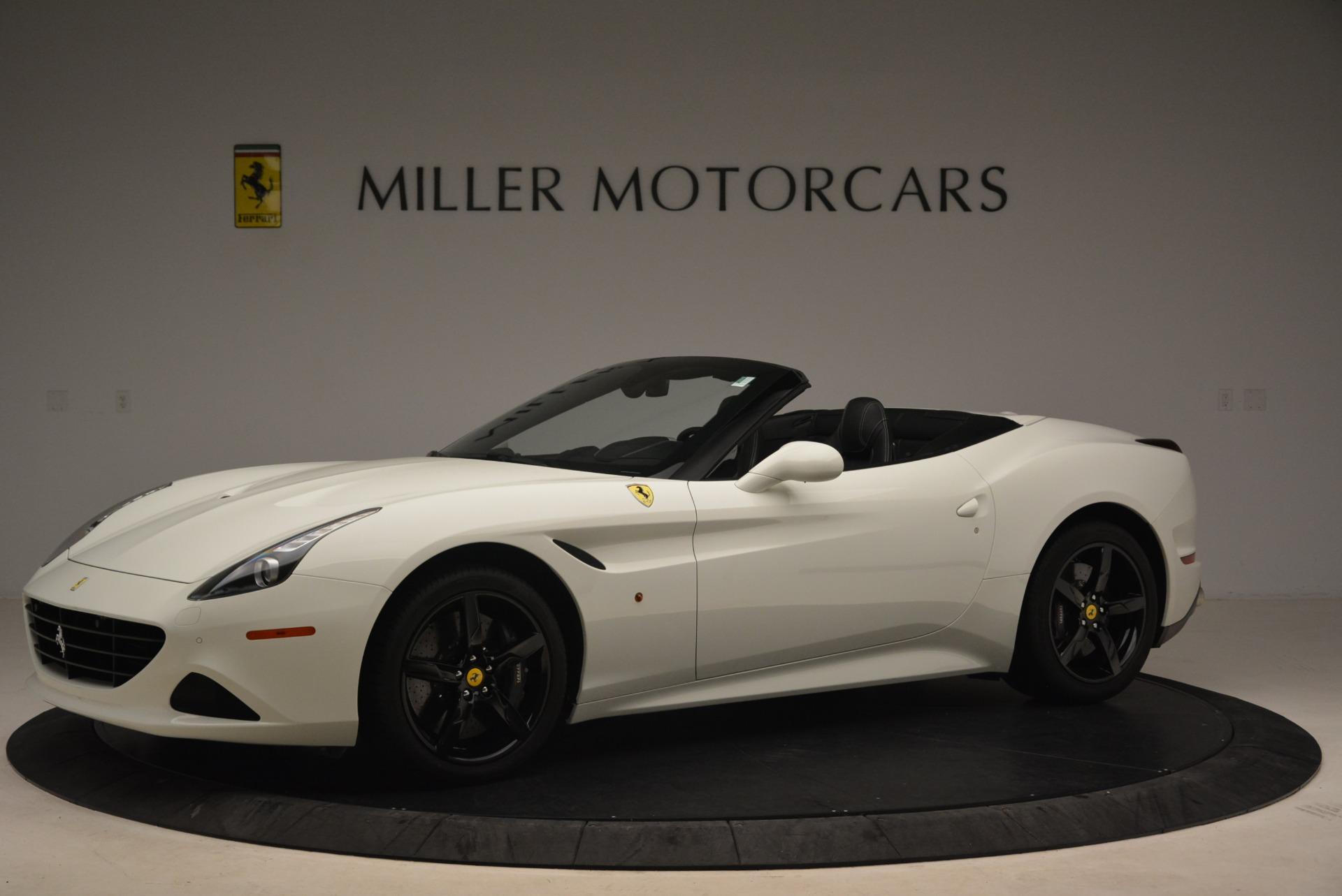 Used 2016 Ferrari California T  For Sale In Greenwich, CT 2213_p2