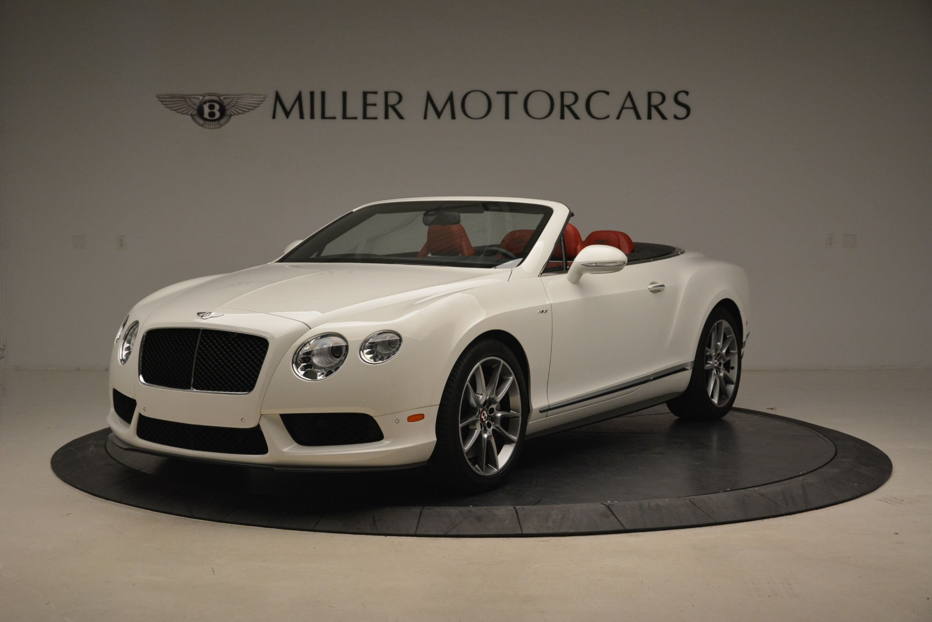 Used 2015 Bentley Continental GT V8 S For Sale In Greenwich, CT 2214_main