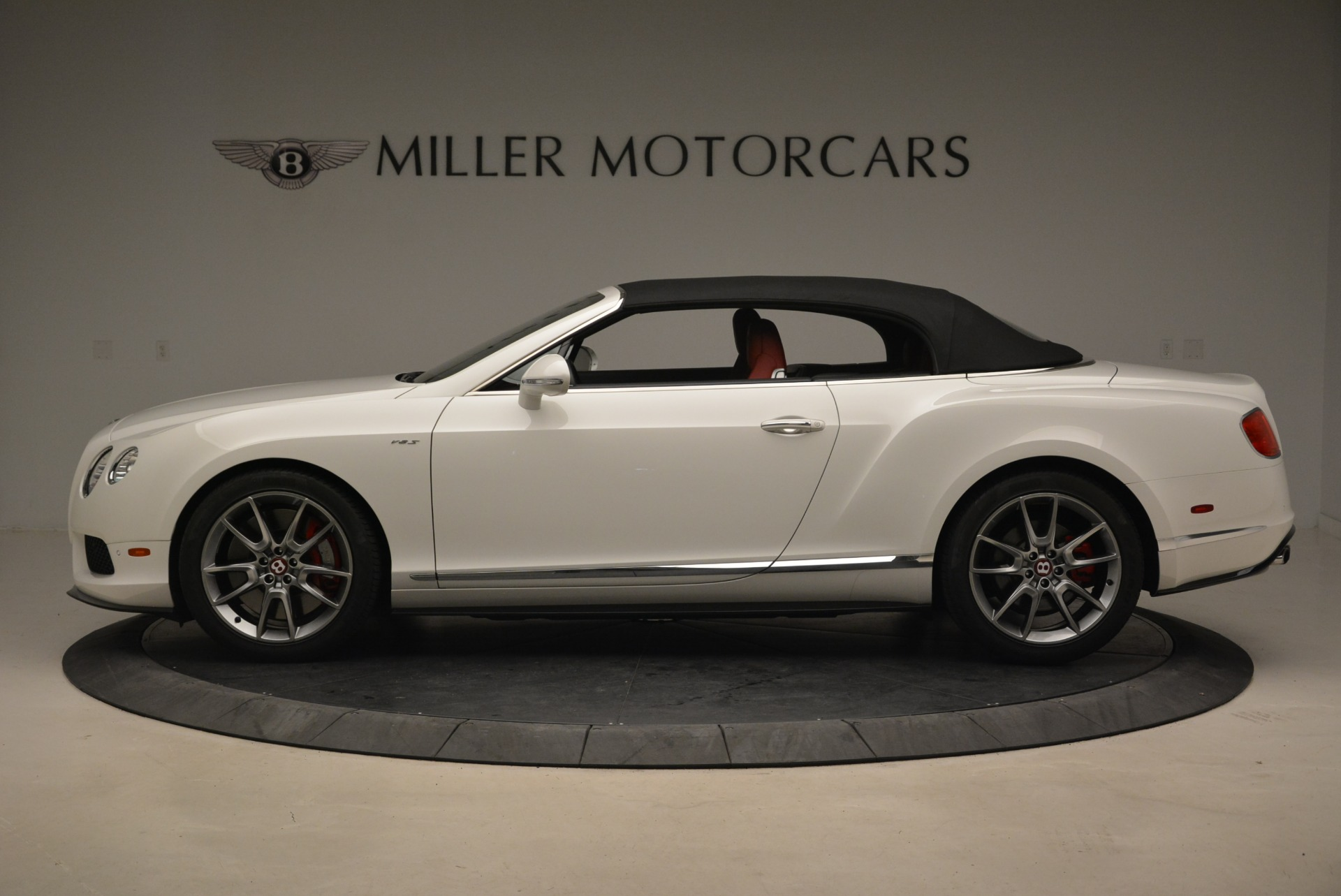 Used 2015 Bentley Continental GT V8 S For Sale In Greenwich, CT 2214_p14