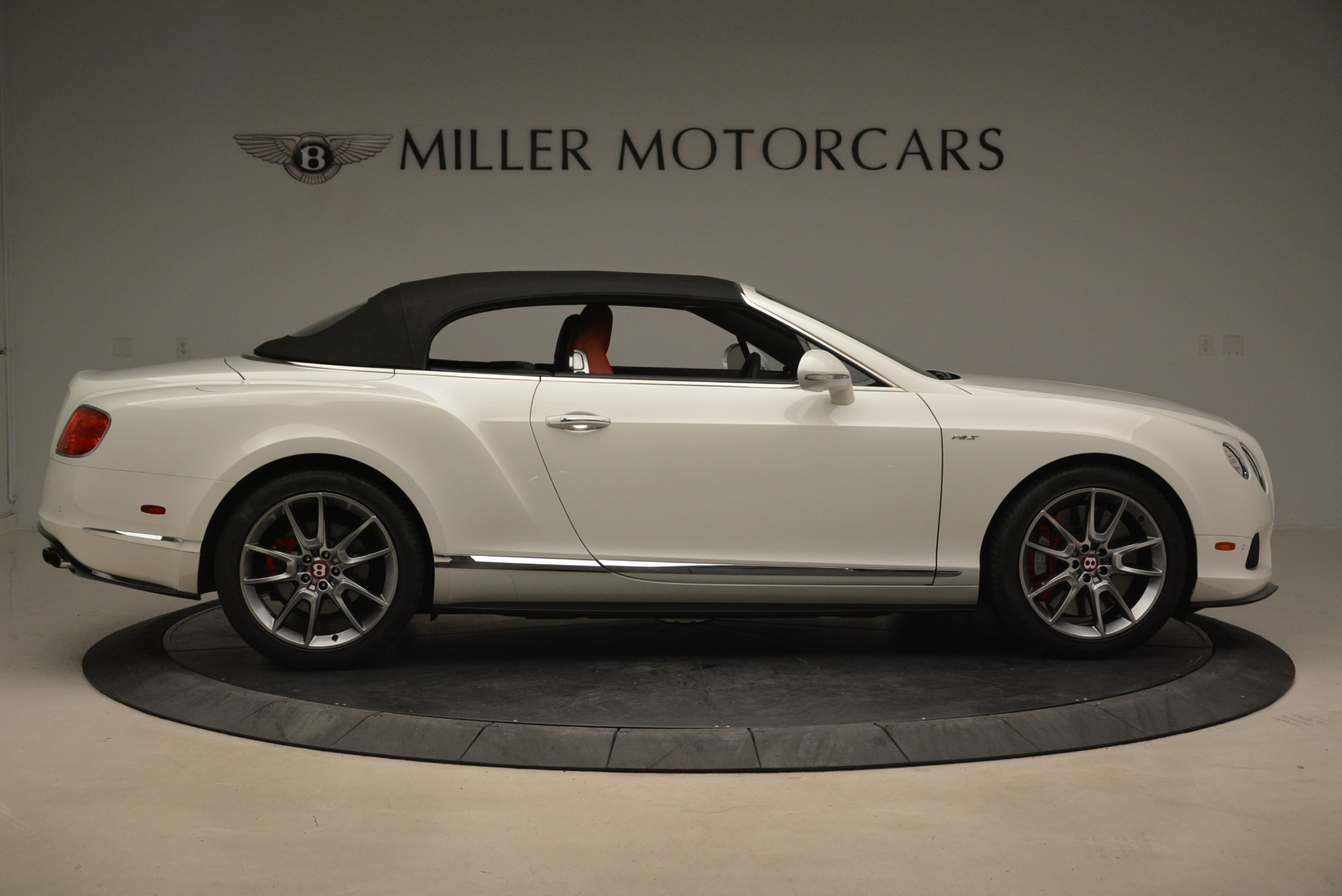 Used 2015 Bentley Continental GT V8 S For Sale In Greenwich, CT 2214_p17