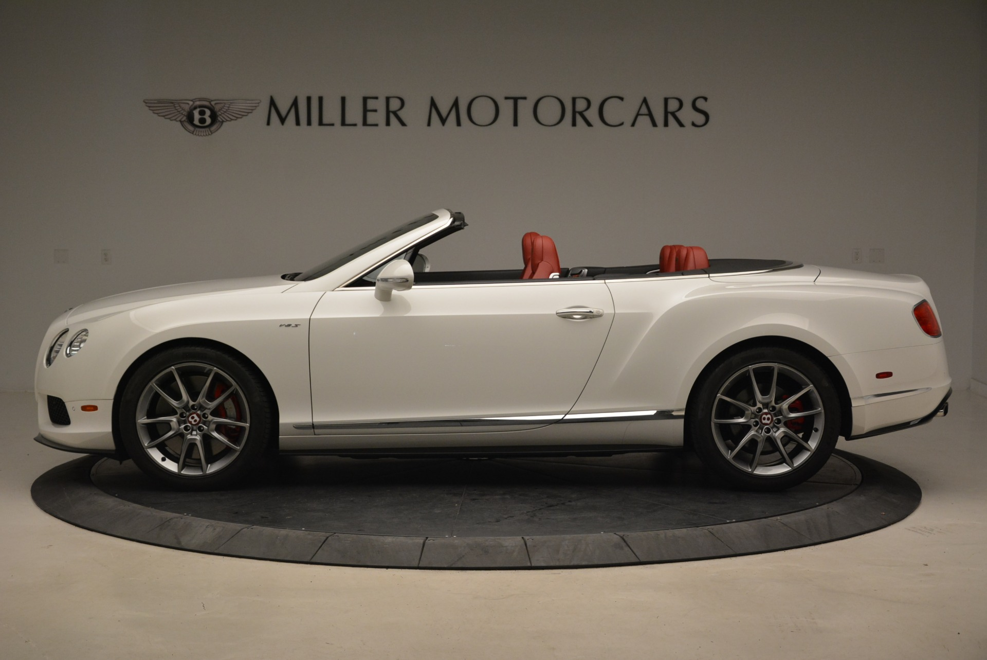 Used 2015 Bentley Continental GT V8 S For Sale In Greenwich, CT 2214_p3