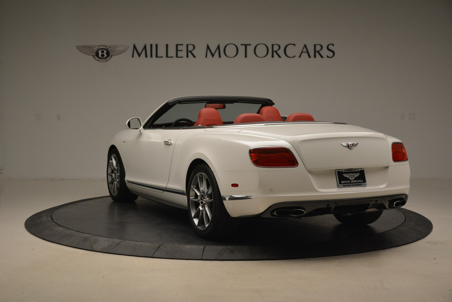 Used 2015 Bentley Continental GT V8 S For Sale In Greenwich, CT 2214_p5