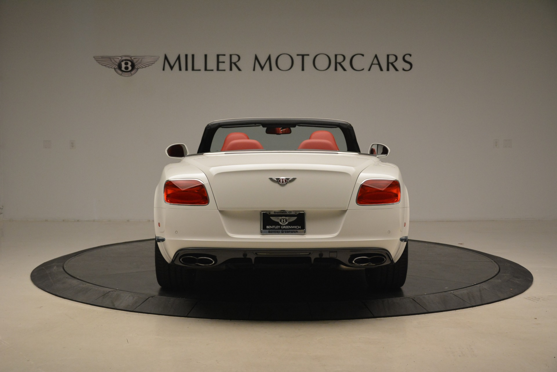 Used 2015 Bentley Continental GT V8 S For Sale In Greenwich, CT 2214_p6