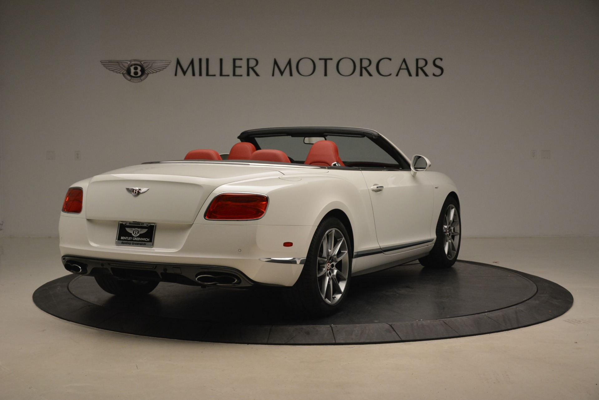 Used 2015 Bentley Continental GT V8 S For Sale In Greenwich, CT 2214_p7