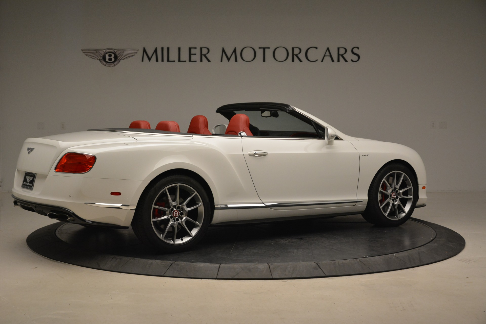 Used 2015 Bentley Continental GT V8 S For Sale In Greenwich, CT 2214_p8