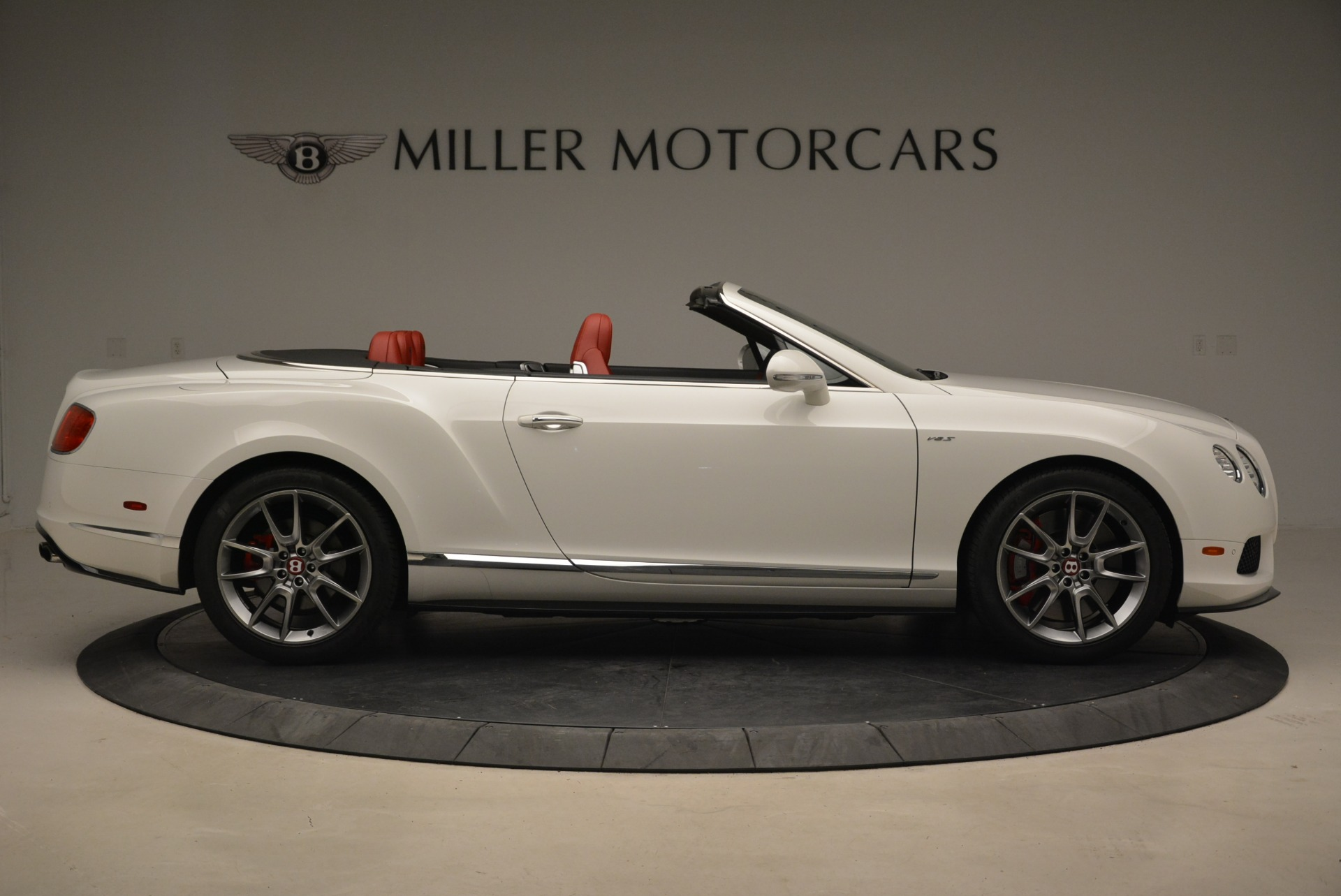Used 2015 Bentley Continental GT V8 S For Sale In Greenwich, CT 2214_p9