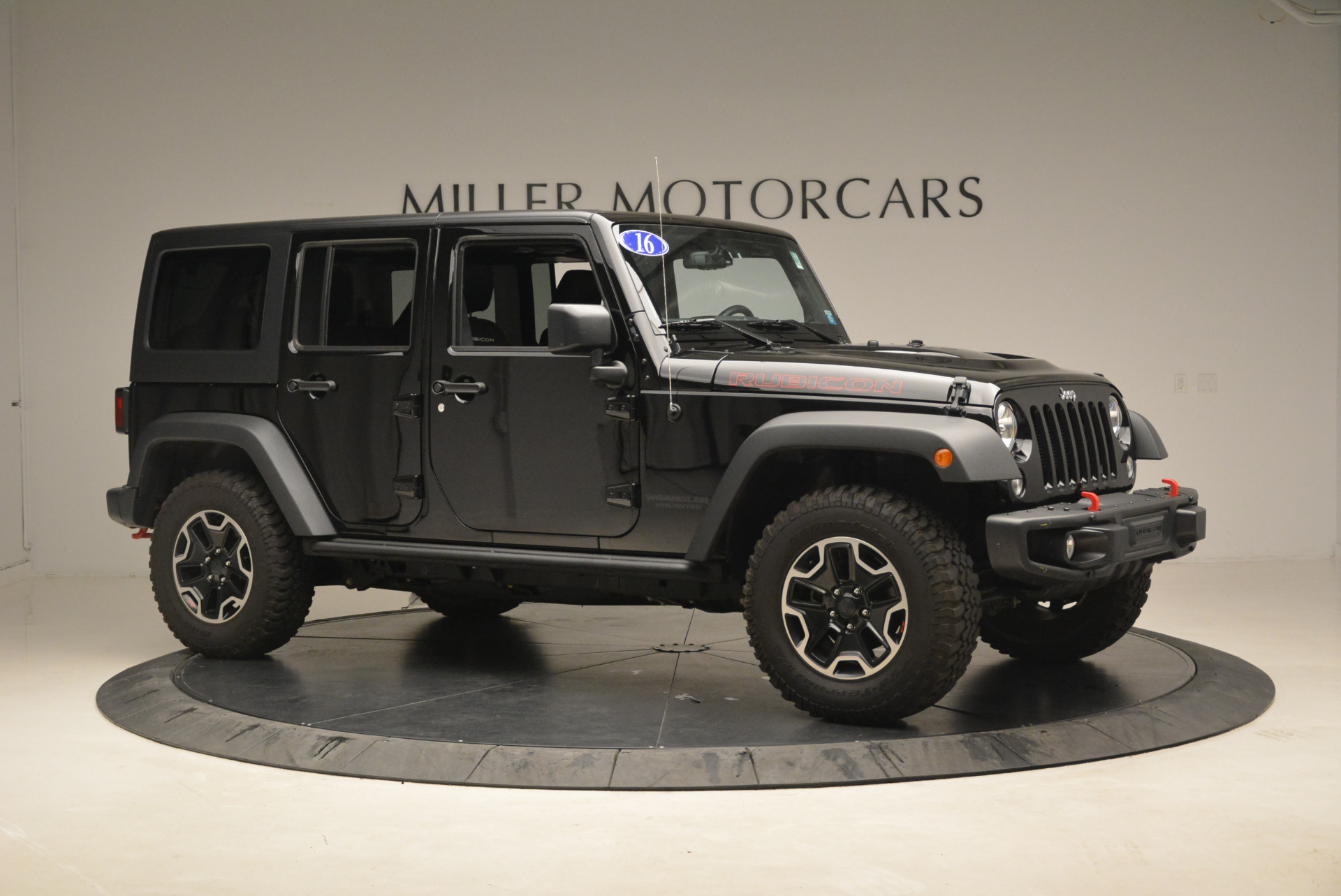 Used 2016 Jeep Wrangler Unlimited Rubicon For Sale In Greenwich, CT 2218_p10
