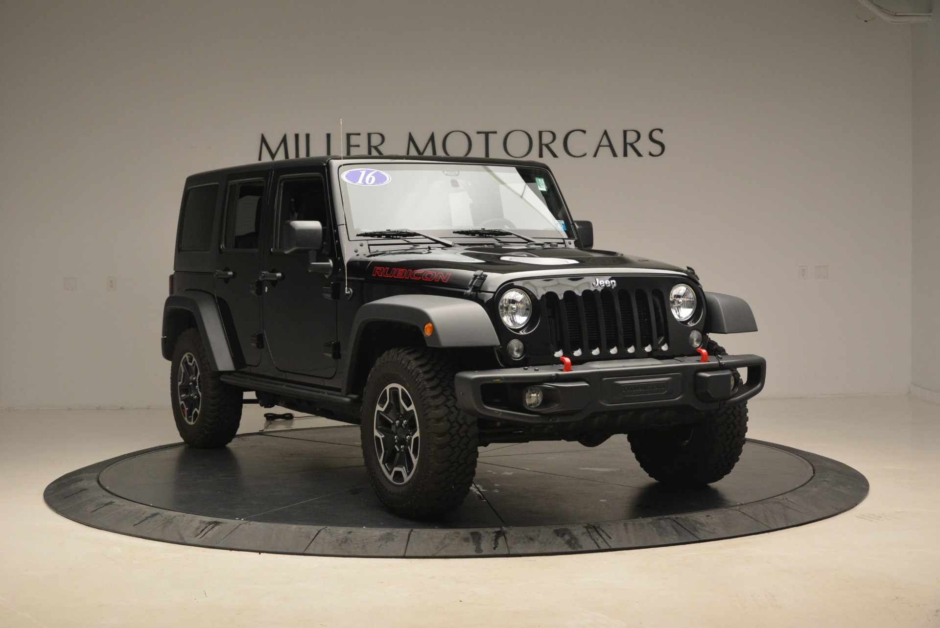 Used 2016 Jeep Wrangler Unlimited Rubicon For Sale In Greenwich, CT 2218_p11