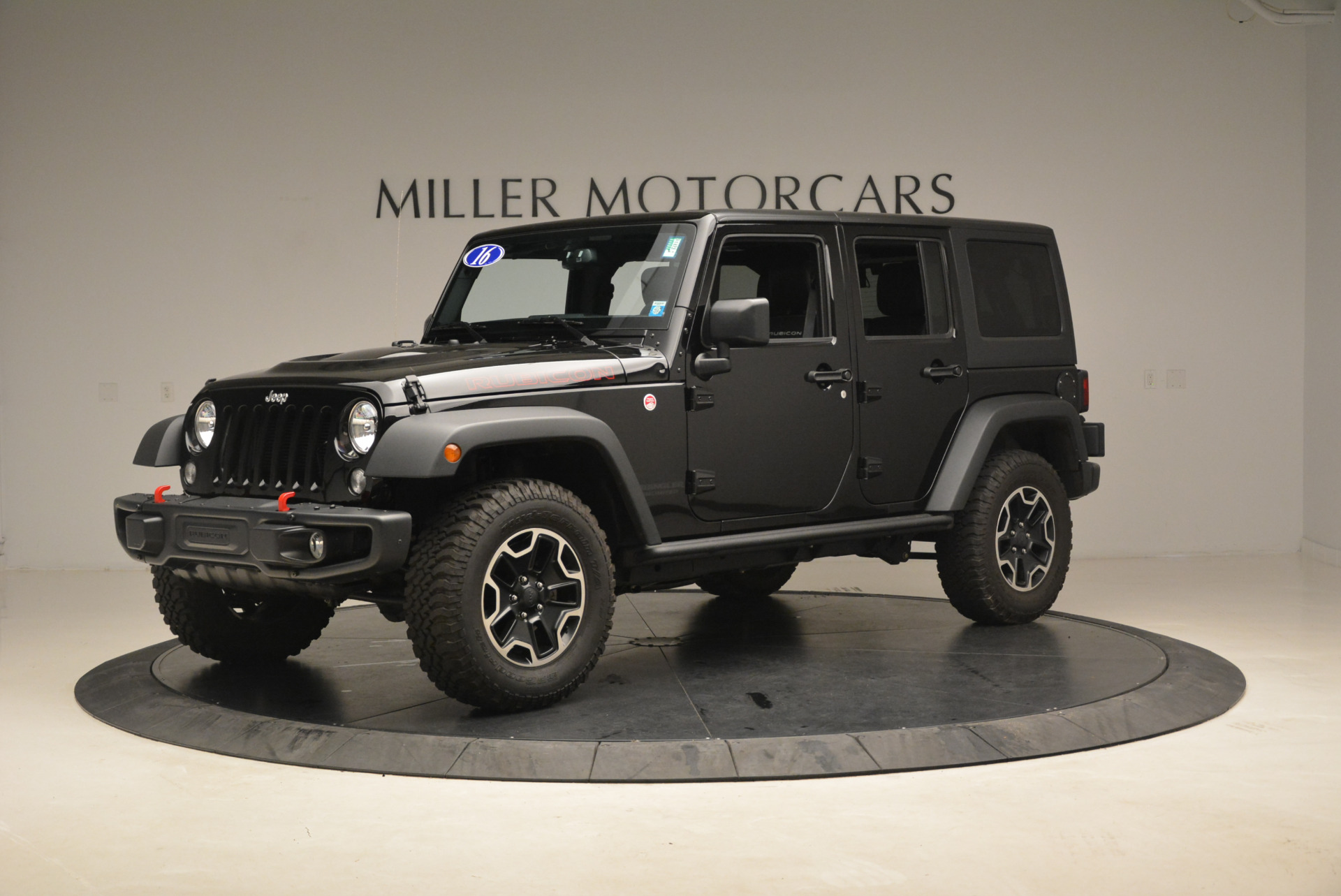 Used 2016 Jeep Wrangler Unlimited Rubicon For Sale In Greenwich, CT 2218_p2