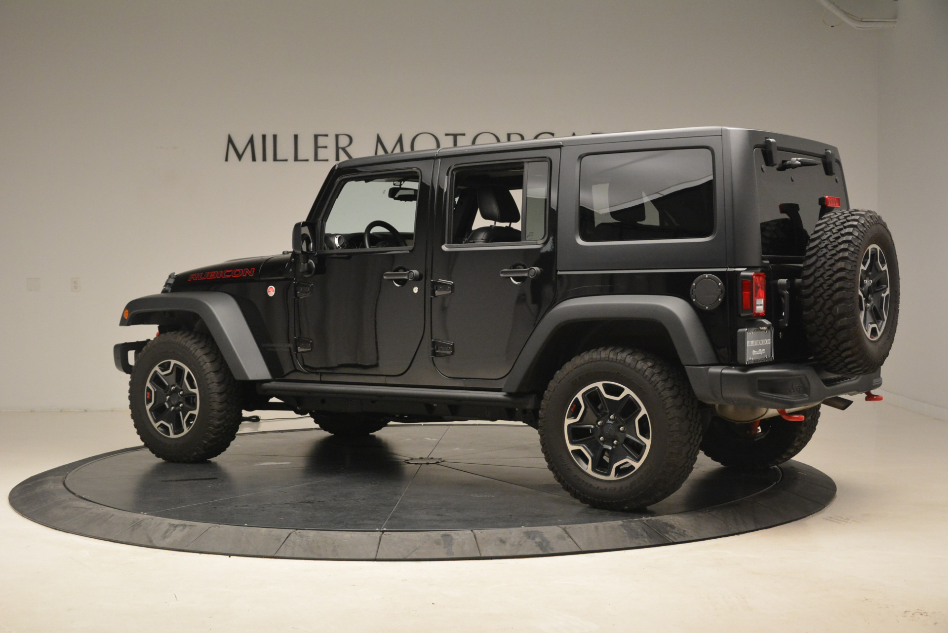 Used 2016 Jeep Wrangler Unlimited Rubicon For Sale In Greenwich, CT 2218_p4