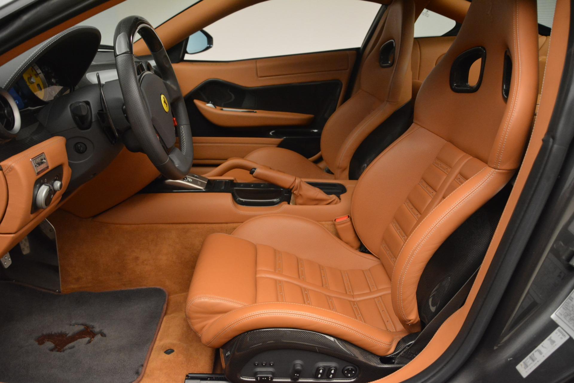 Used 2010 Ferrari 599 GTB Fiorano  For Sale In Greenwich, CT 2219_p14