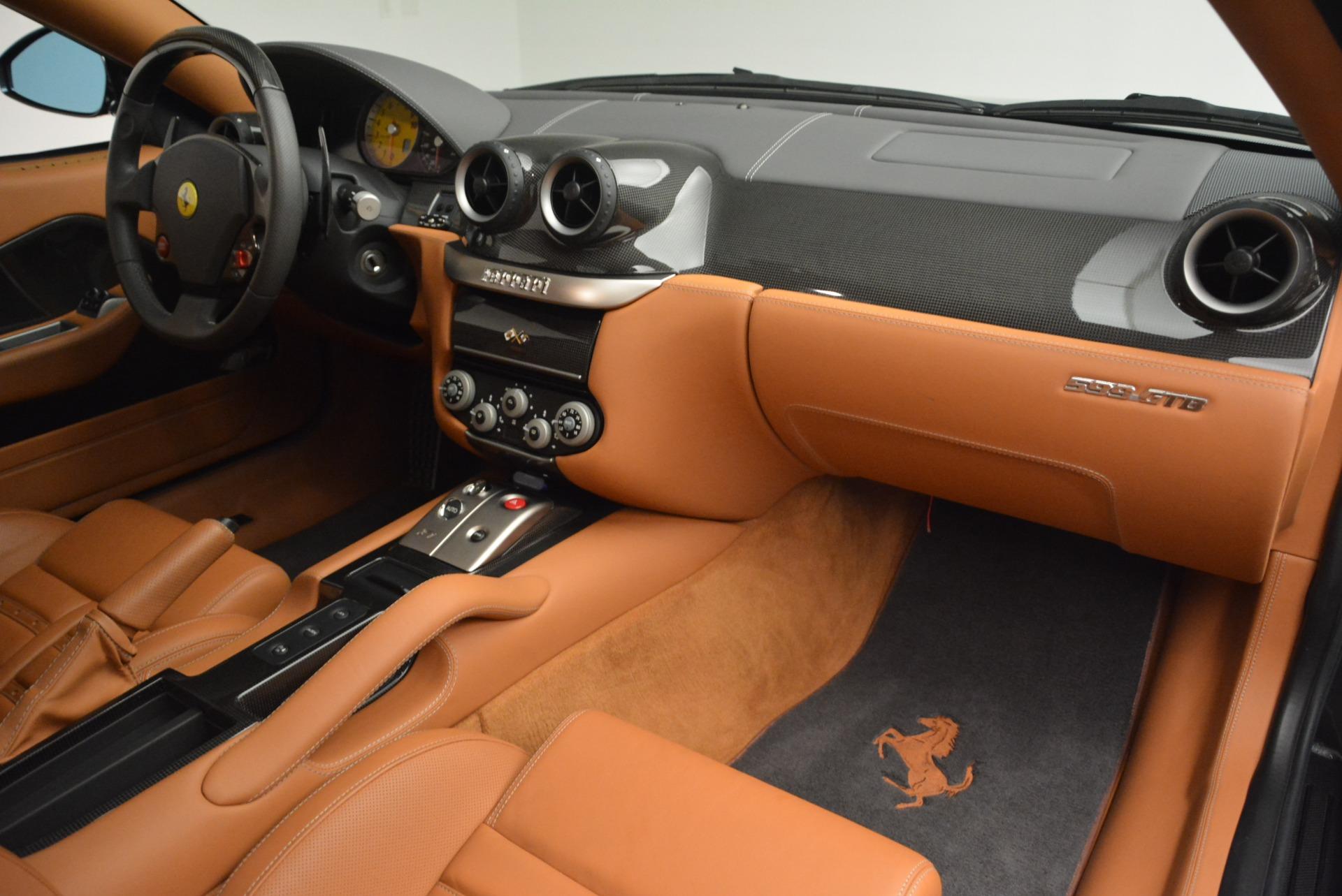 Used 2010 Ferrari 599 GTB Fiorano  For Sale In Greenwich, CT 2219_p17