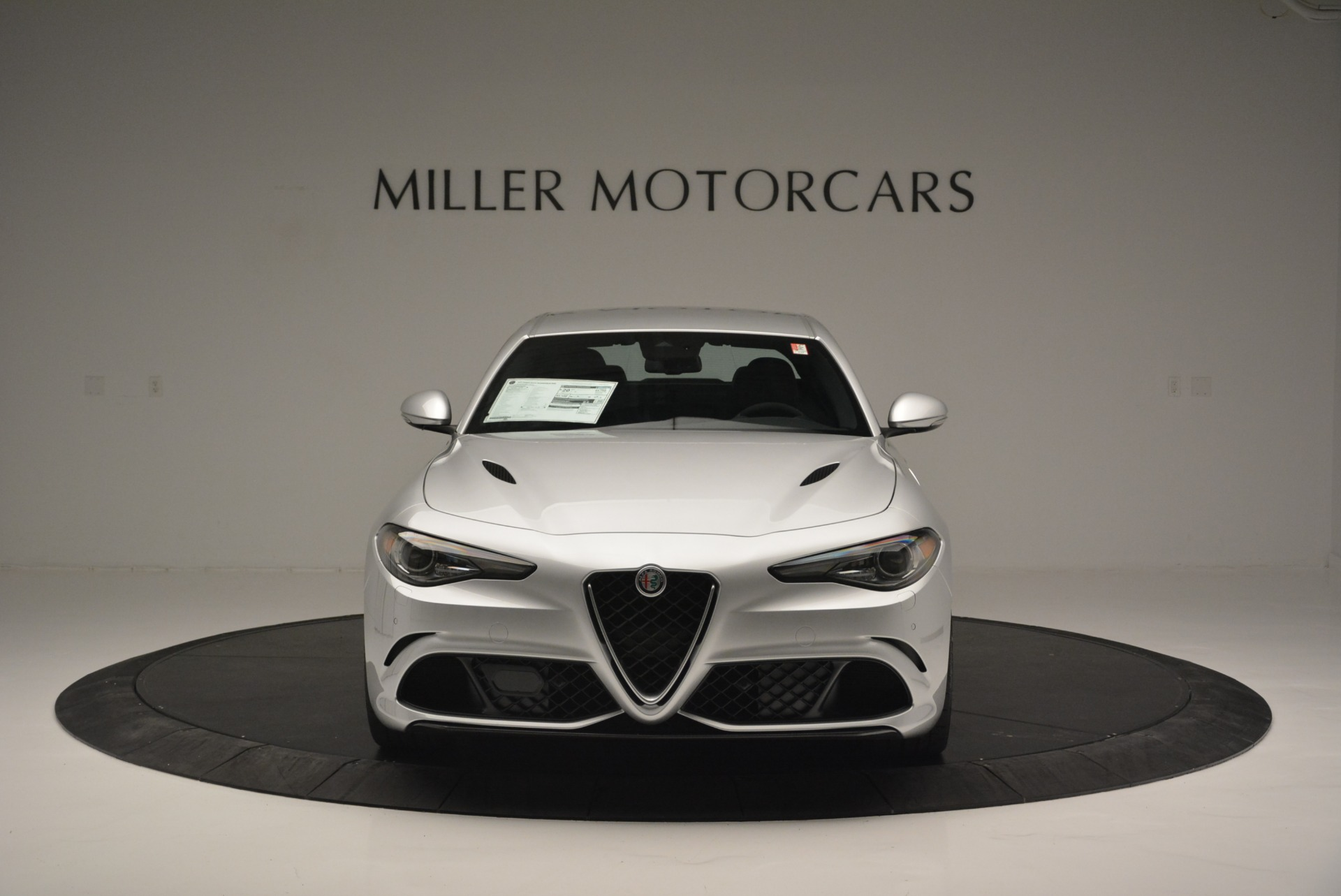 New 2018 Alfa Romeo Giulia Quadrifoglio For Sale In Greenwich, CT 2222_p12