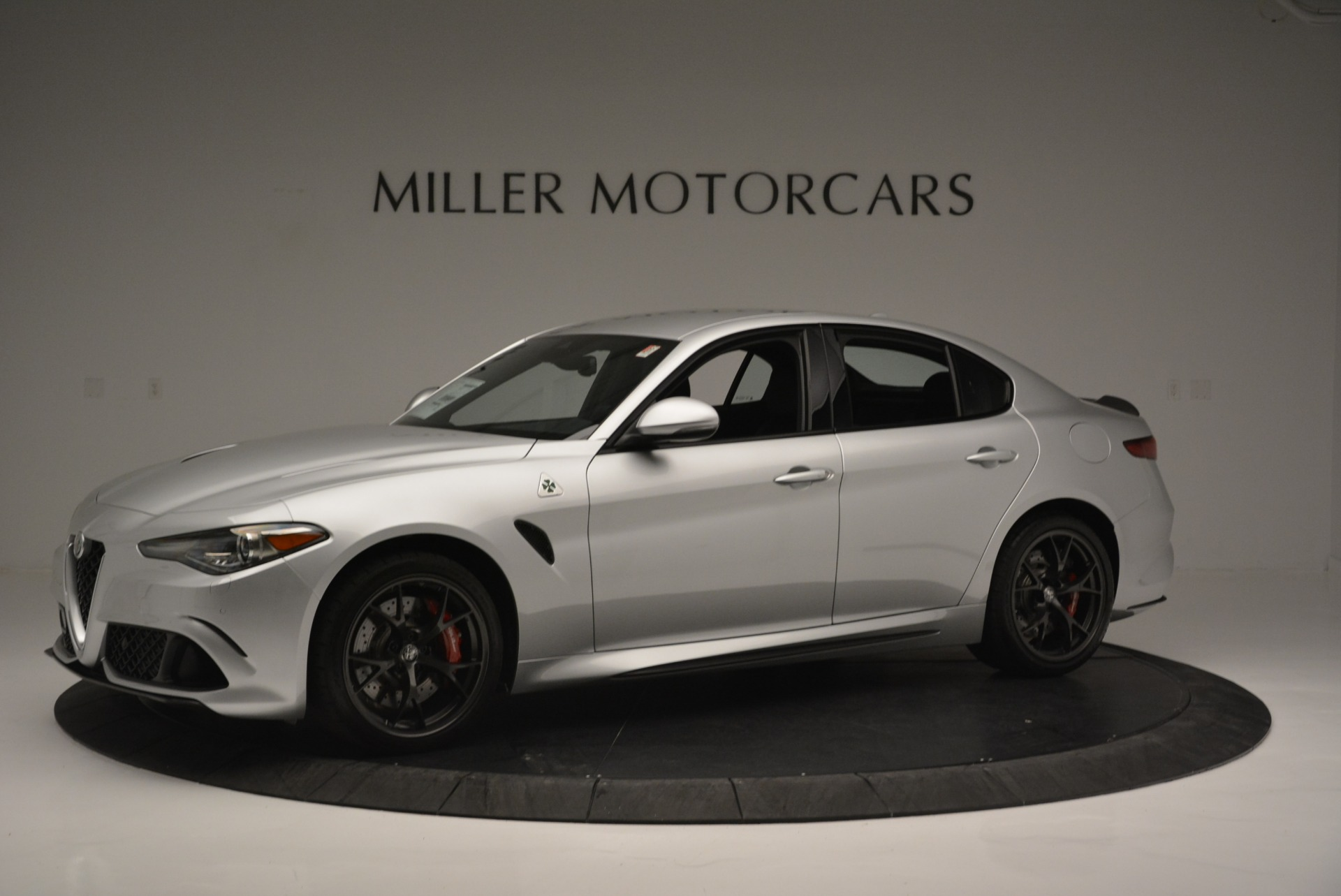 New 2018 Alfa Romeo Giulia Quadrifoglio For Sale In Greenwich, CT 2222_p2