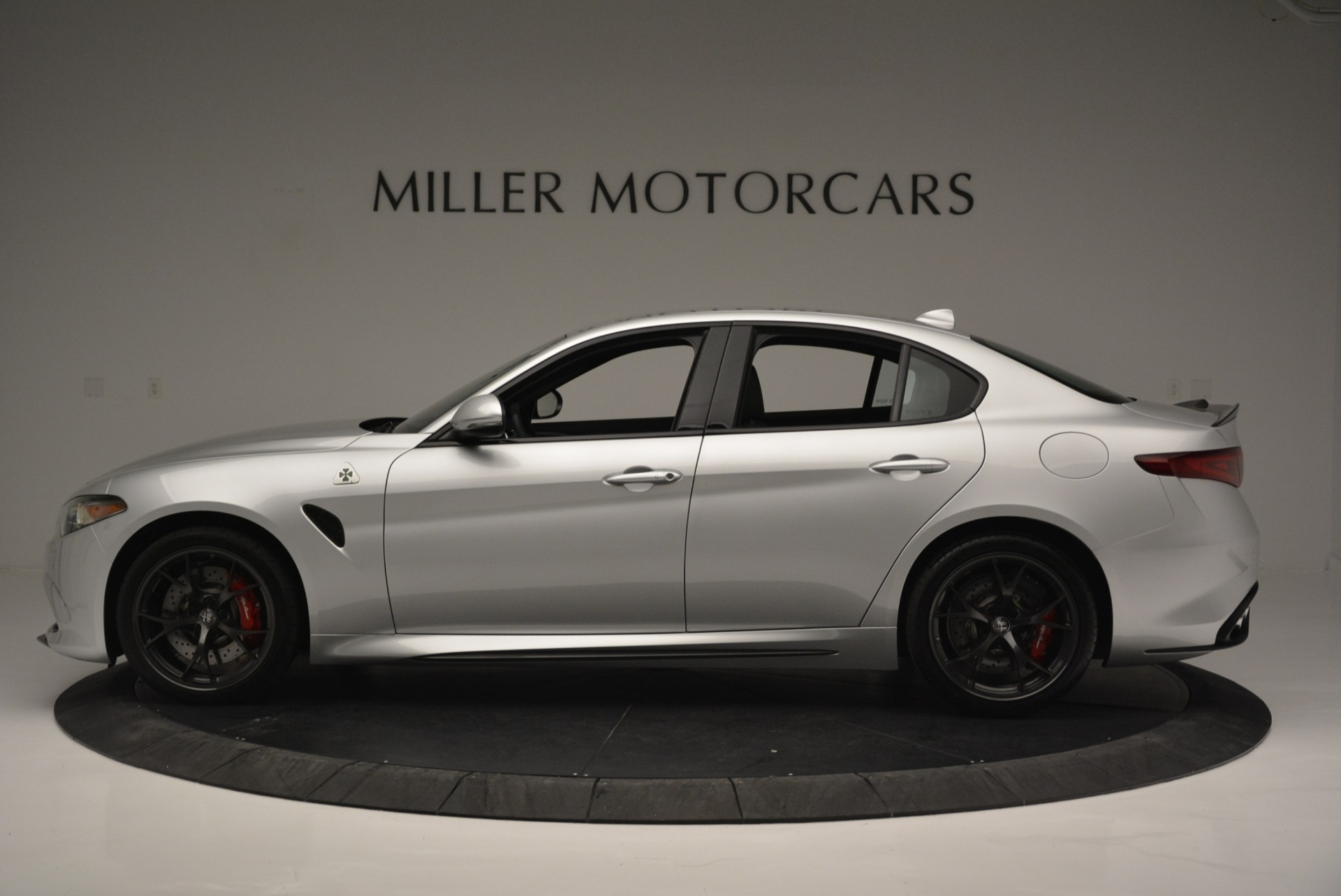New 2018 Alfa Romeo Giulia Quadrifoglio For Sale In Greenwich, CT 2222_p3