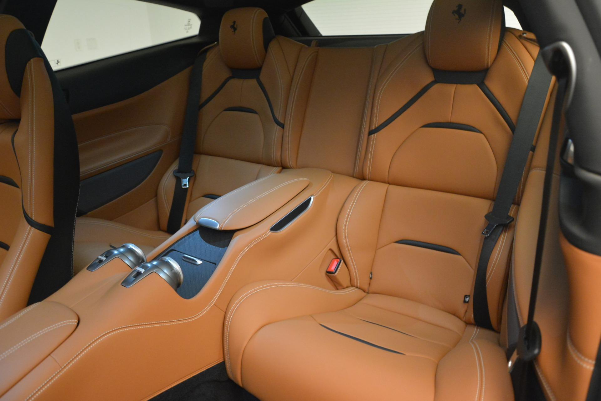 Used 2017 Ferrari GTC4Lusso  For Sale In Greenwich, CT 2229_p17