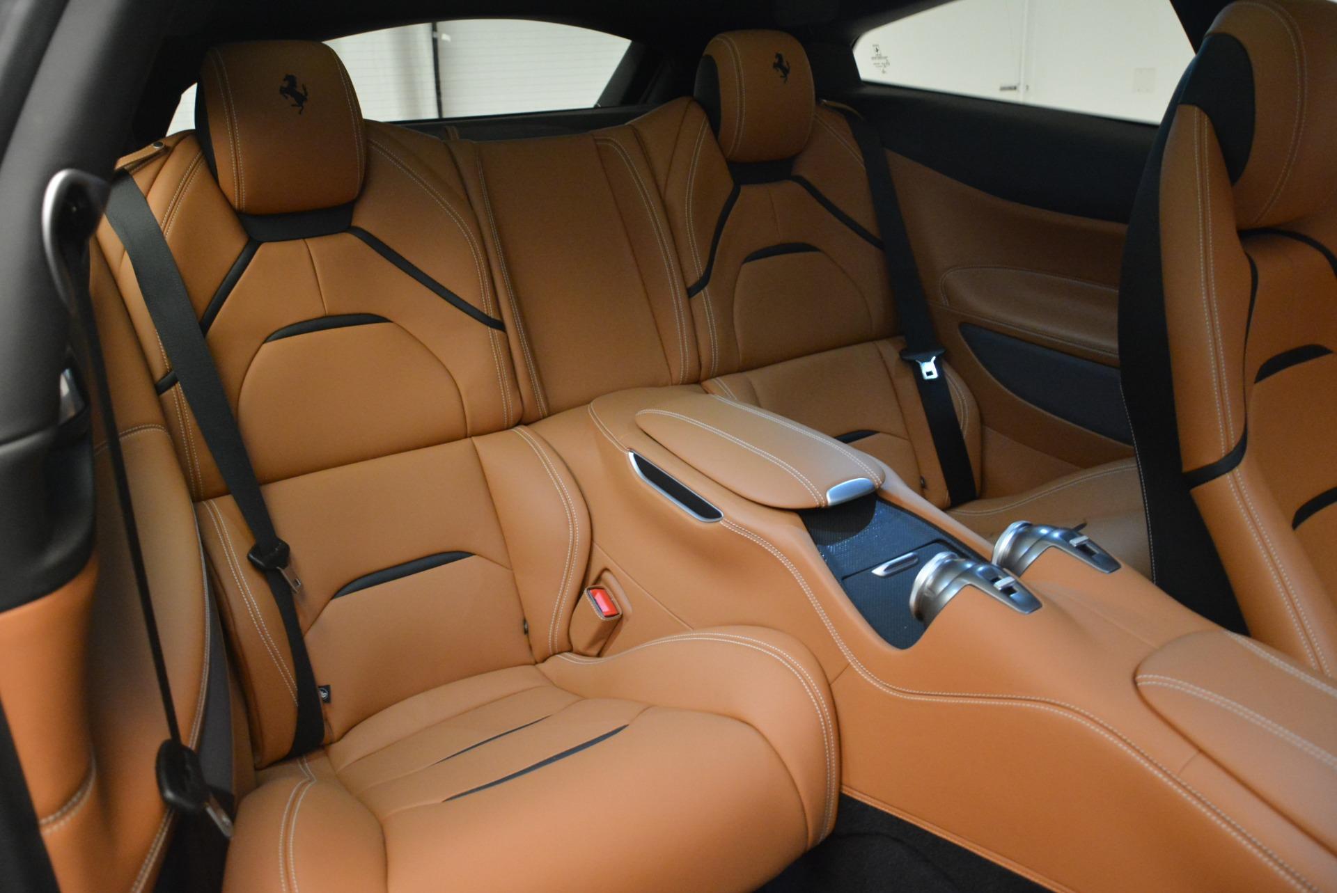 Used 2017 Ferrari GTC4Lusso  For Sale In Greenwich, CT 2229_p21