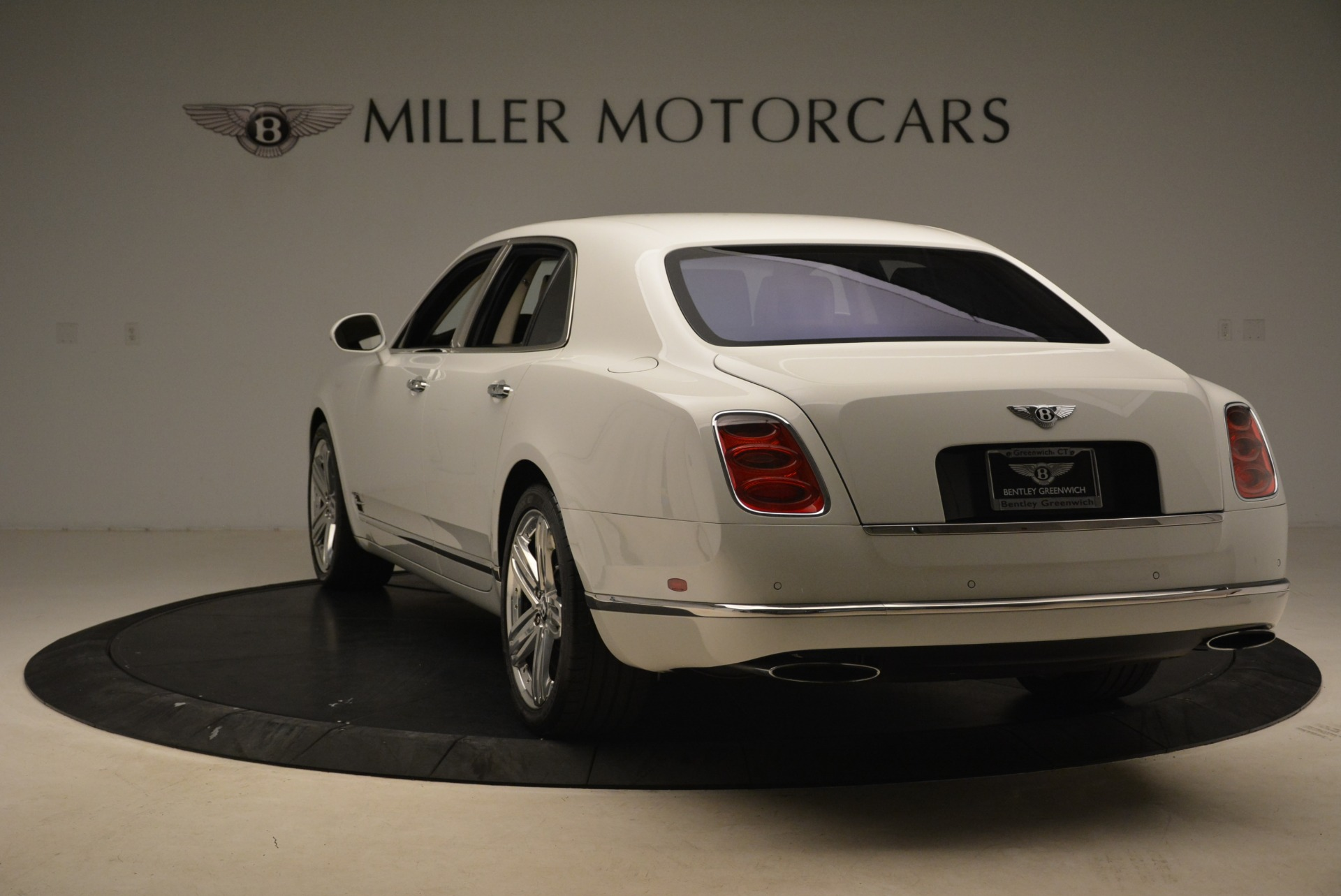 Used 2013 Bentley Mulsanne  For Sale In Greenwich, CT 2230_p3