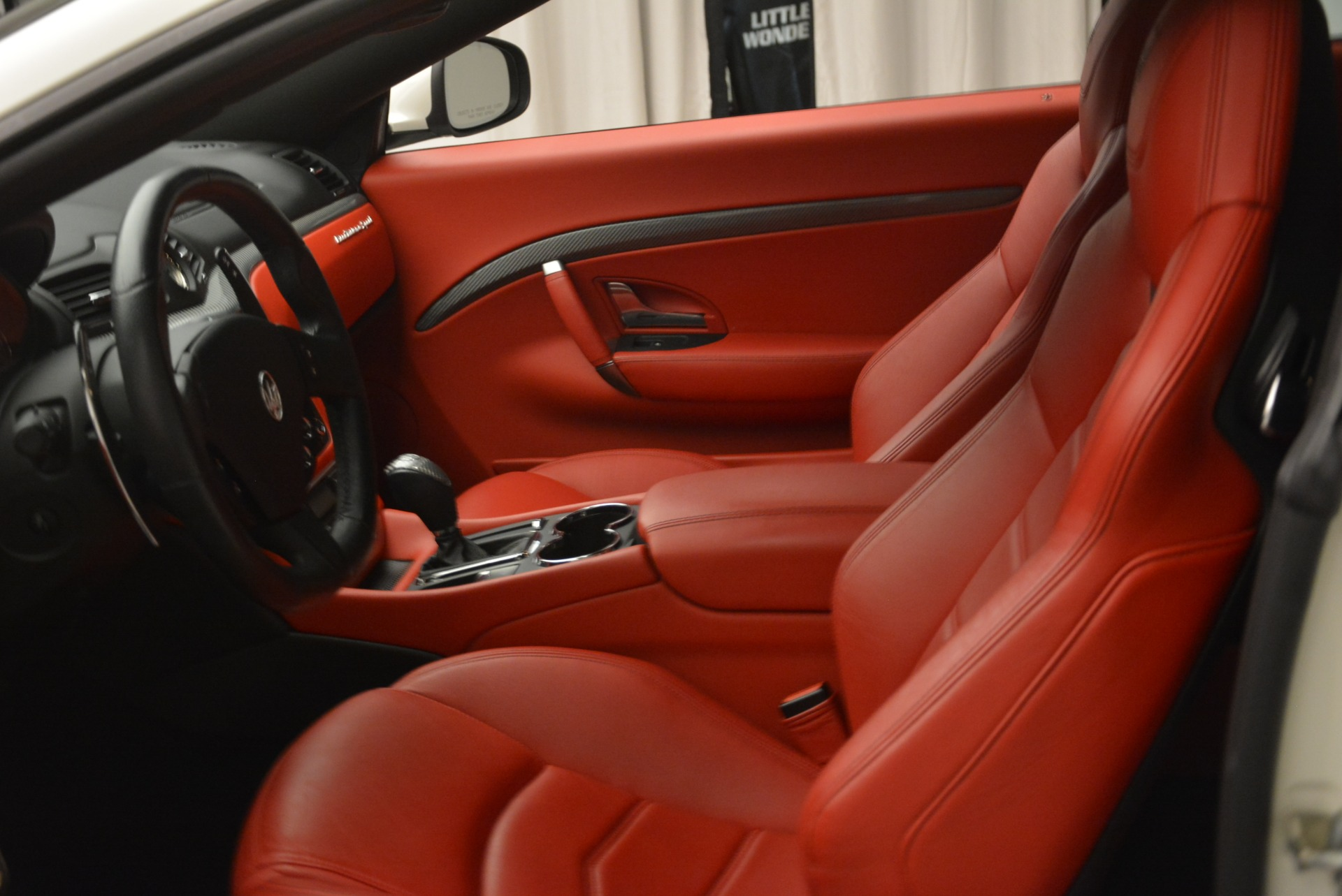 Used 2015 Maserati GranTurismo Sport For Sale In Greenwich, CT 2233_p14