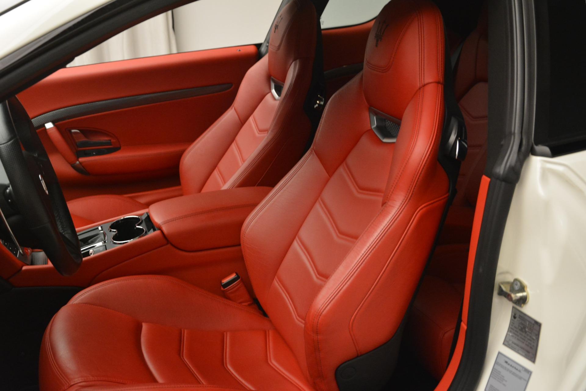 Used 2015 Maserati GranTurismo Sport For Sale In Greenwich, CT 2233_p15