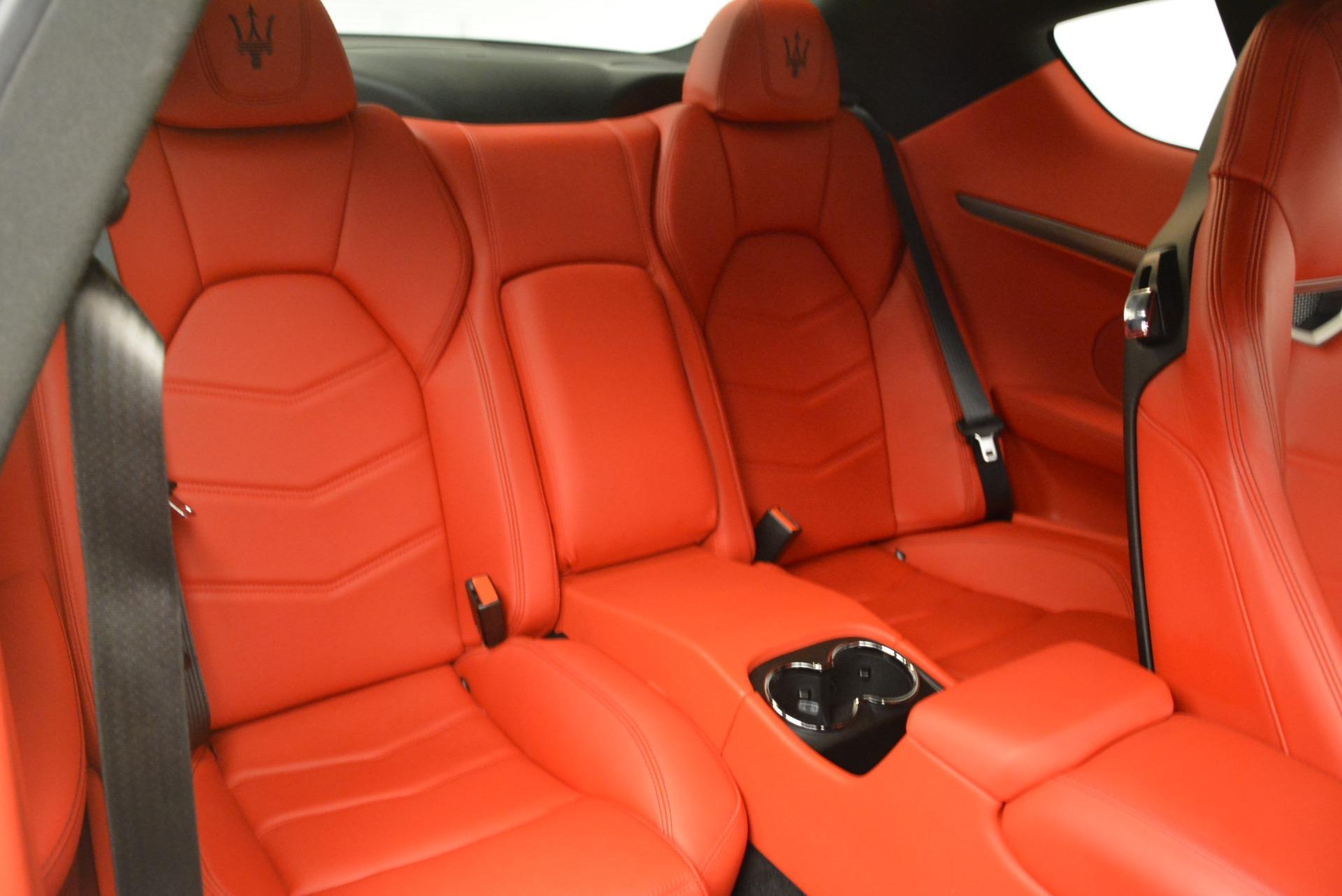 Used 2015 Maserati GranTurismo Sport For Sale In Greenwich, CT 2233_p21