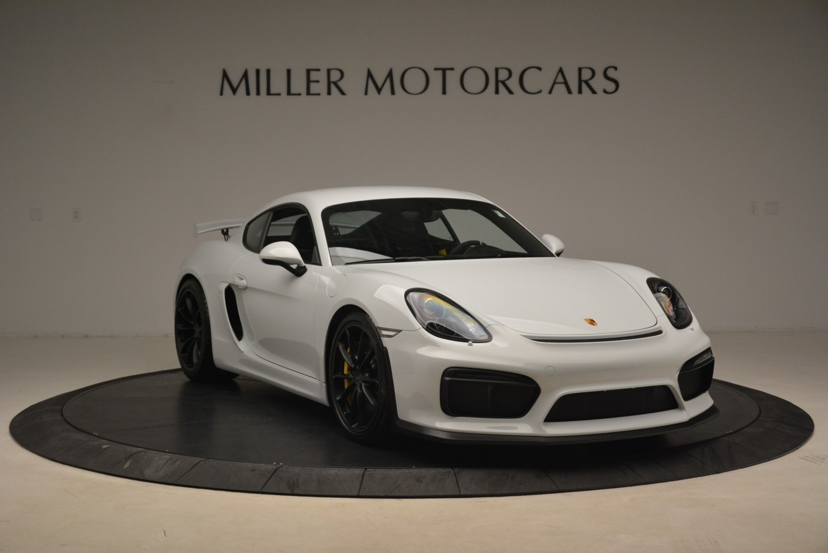 Used 2016 Porsche Cayman GT4 For Sale In Greenwich, CT 2234_p11